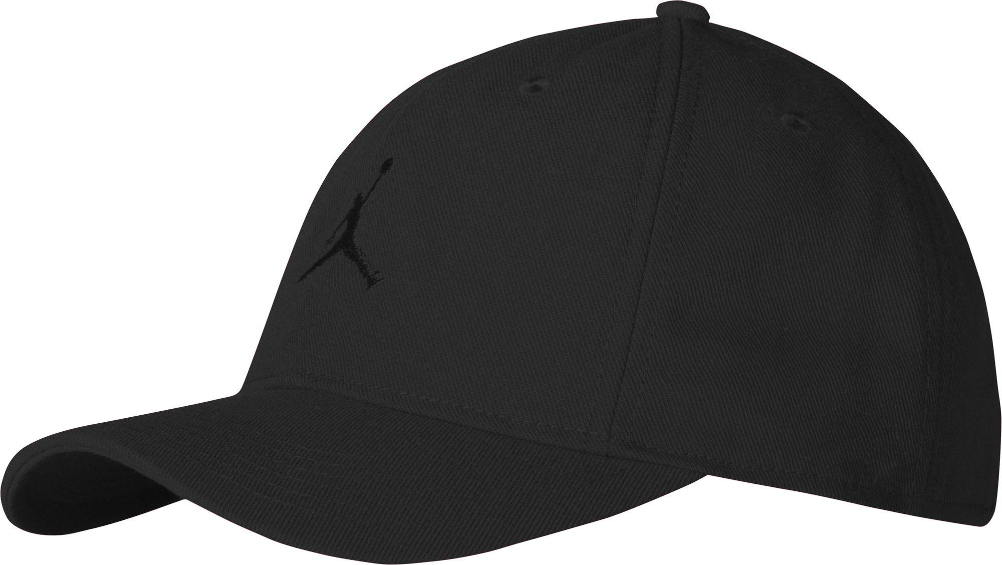 1ba35093cbd Lyst - Nike Jordan Boys  Jumpman Floppy Snapback Hat in Black for Men