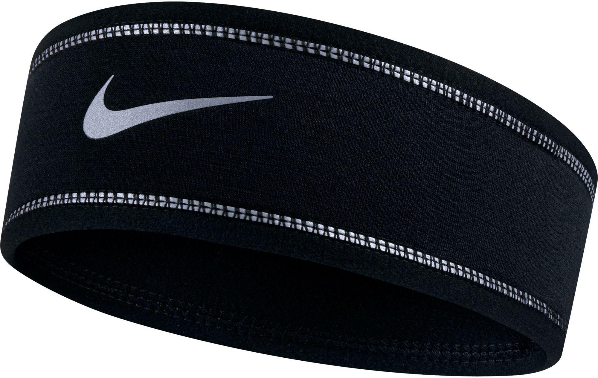 Lyst - Nike Run Flash Running Headband in Black ef5b96c75a2