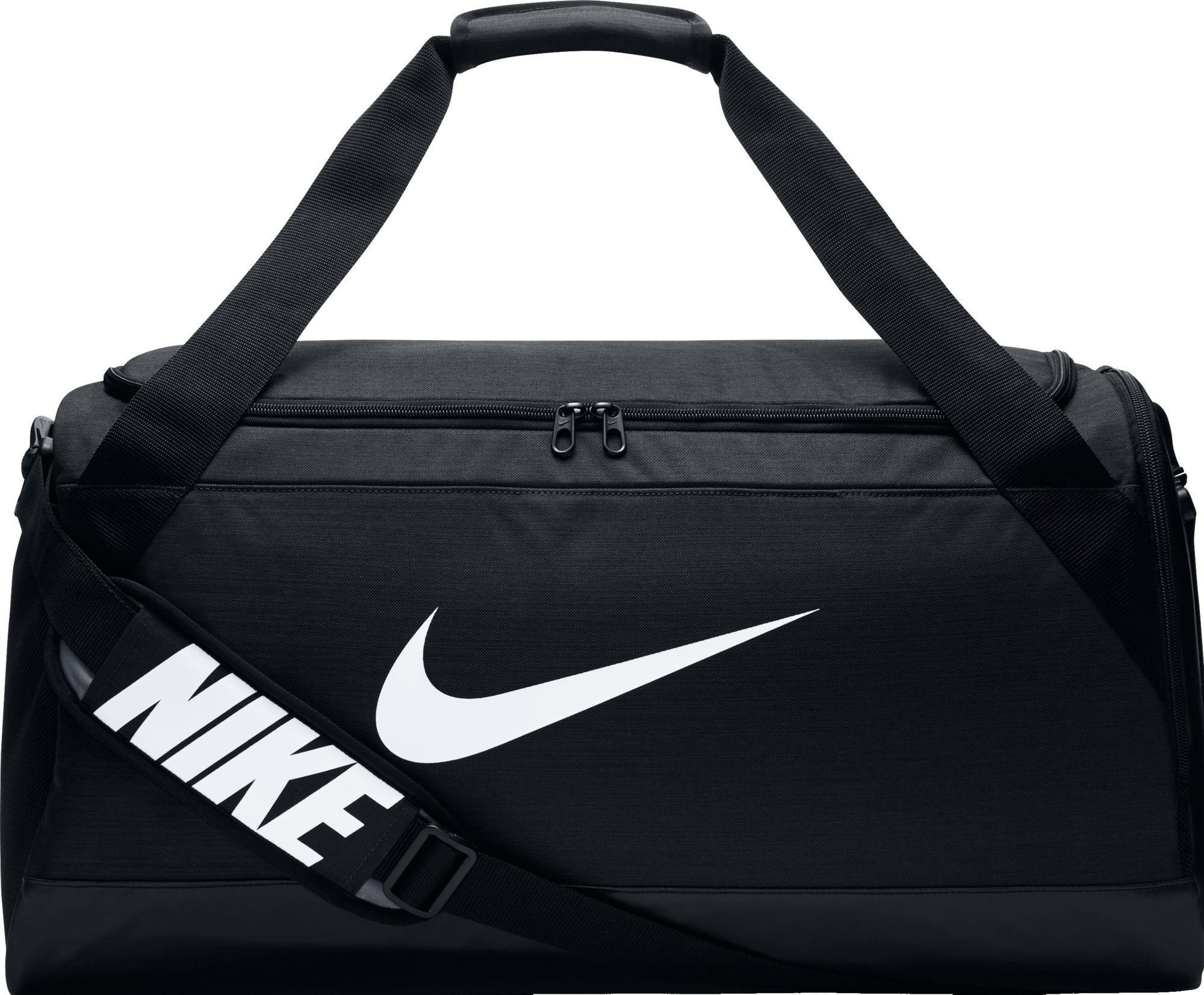 202fc28f4c4d Lyst - Nike Rasilia Medium Training Duffle Bag in Black for Men