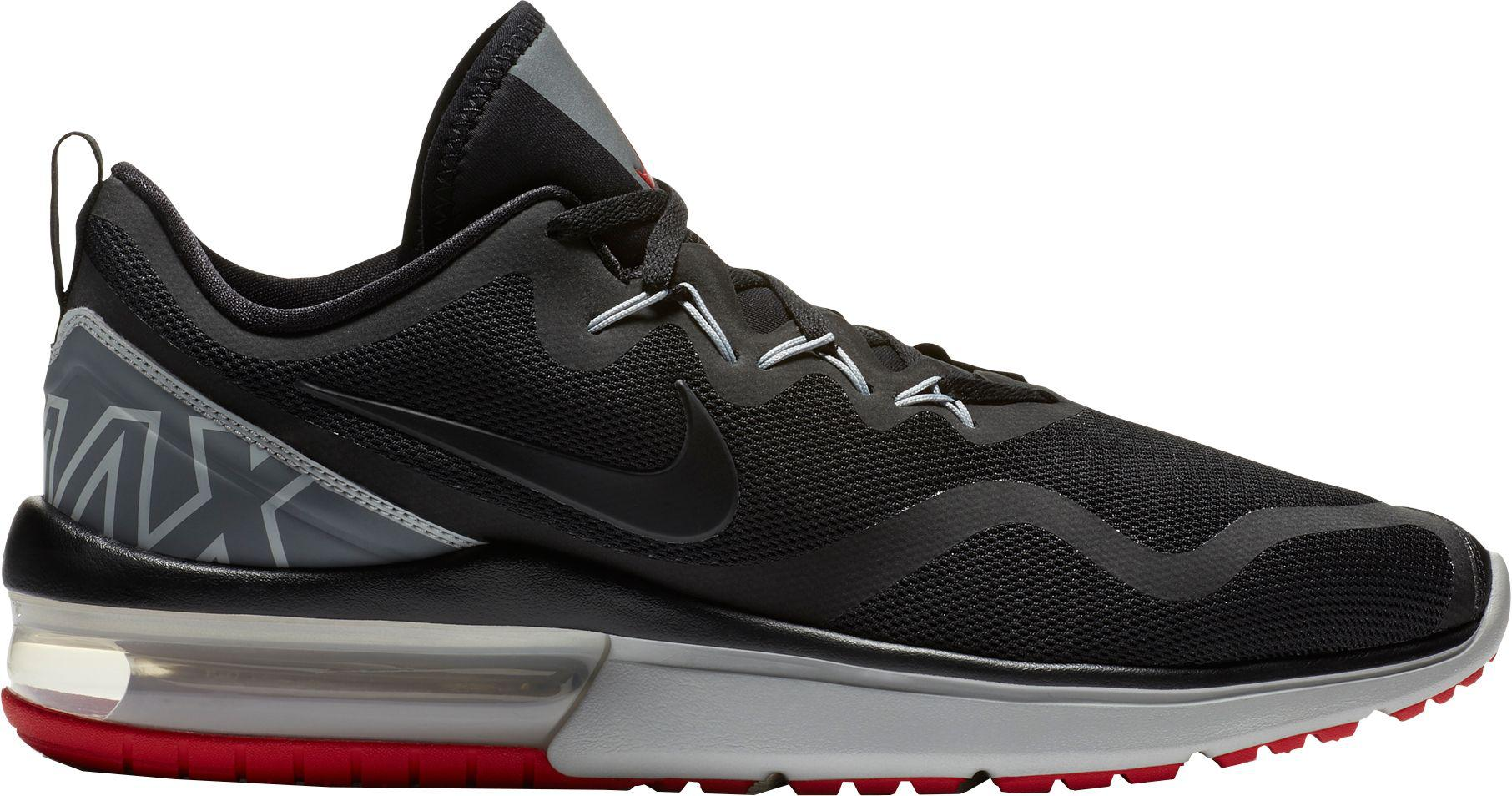 c3a8a3a8621166 Lyst - Nike Air Max Fury Running Shoes in Black for Men