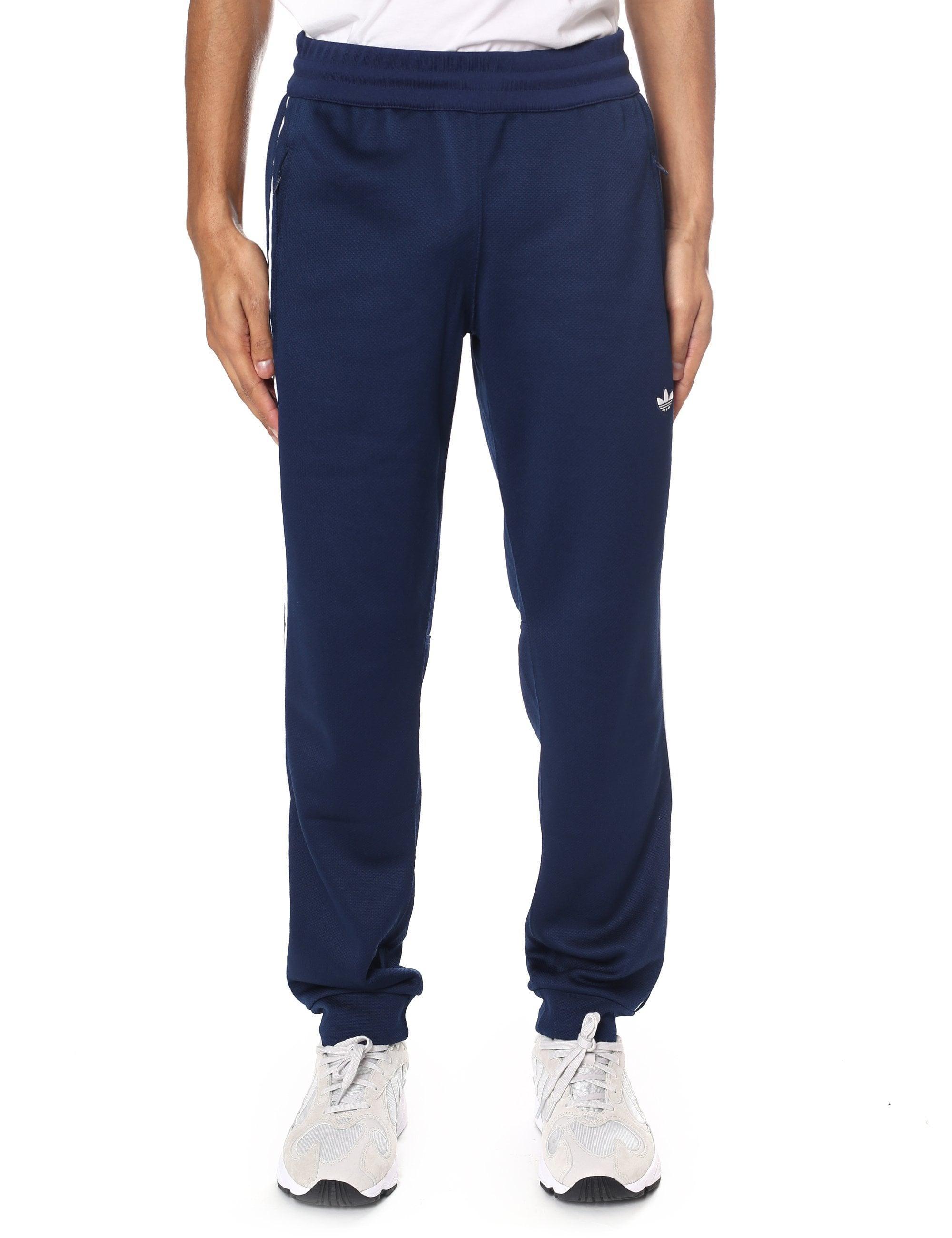 size 40 9eca1 df31c adidas. Mens Blue Arena Track Trousers