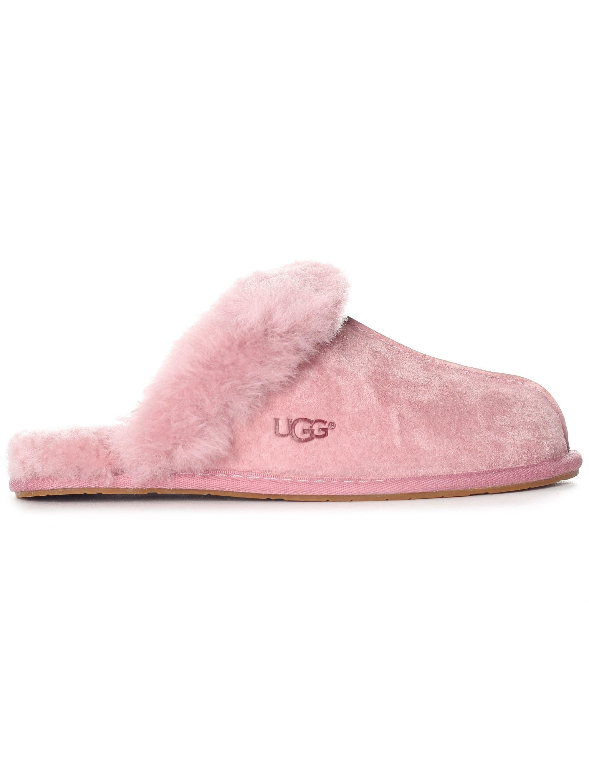 7971c33e19a UGG Scuffette Ll Slippers in Pink - Lyst