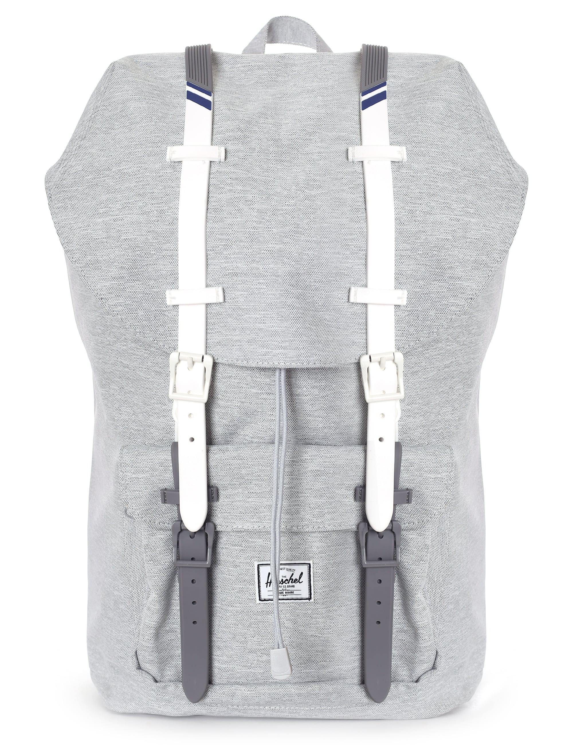 a9bcf7a414 Herschel Supply Co. Men s Little America Backpack Light Grey ...