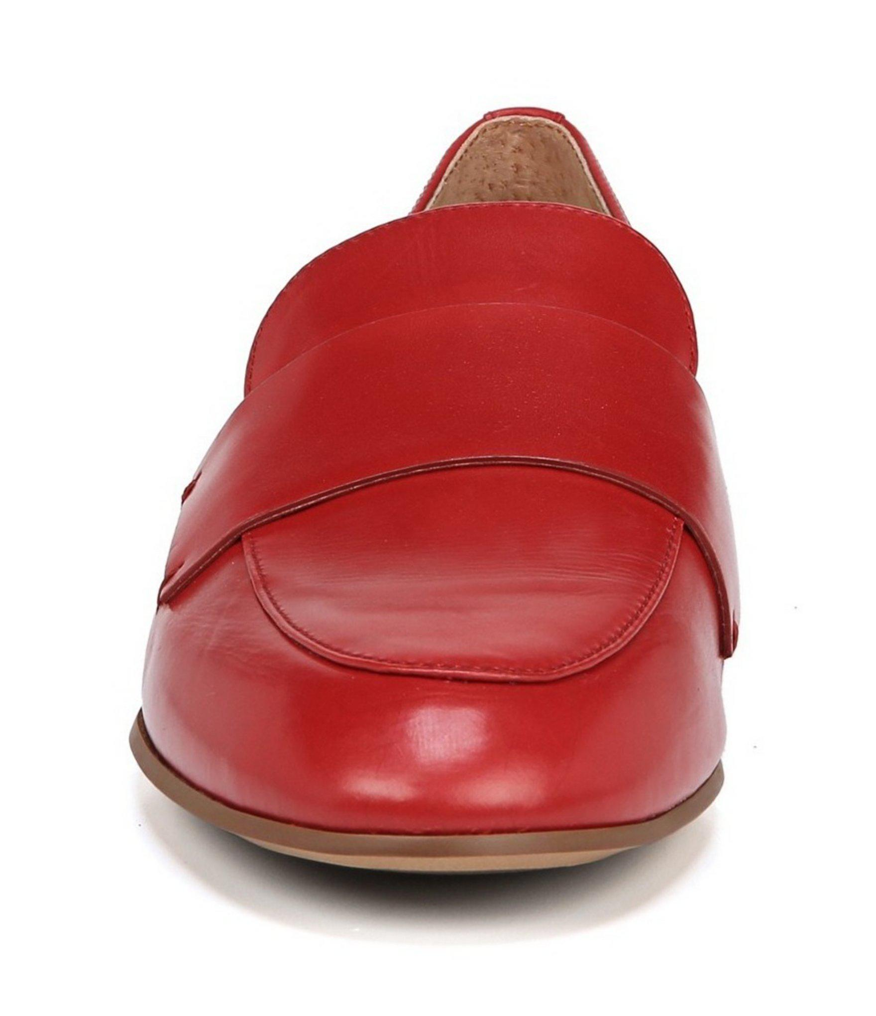 55733fca41e Franco Sarto - Red Sarto By Kip Leather Loafers - Lyst. View fullscreen