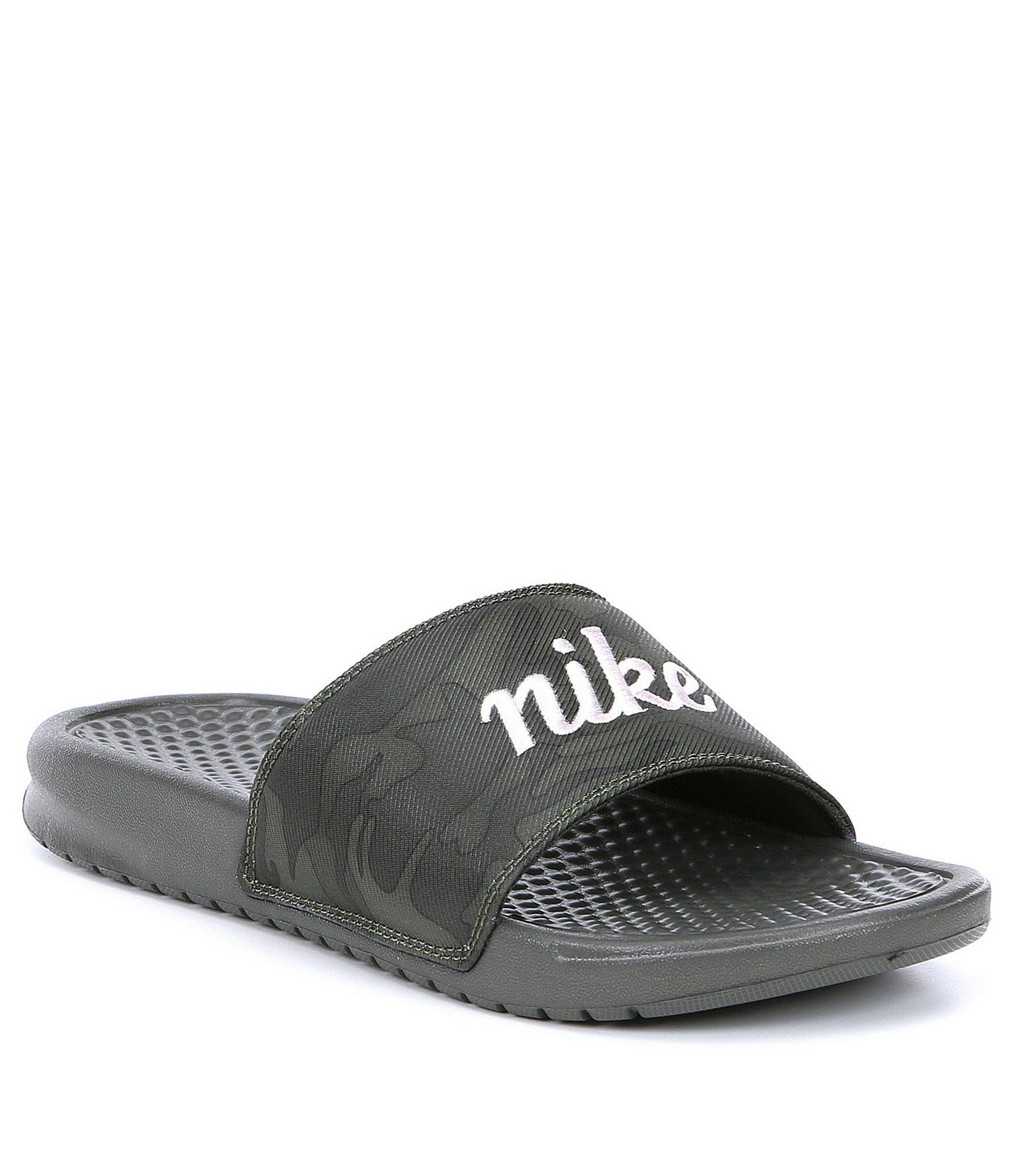 low priced 482bc 65527 Nike. Black Women s Benassi Jdi Textile Se Slide