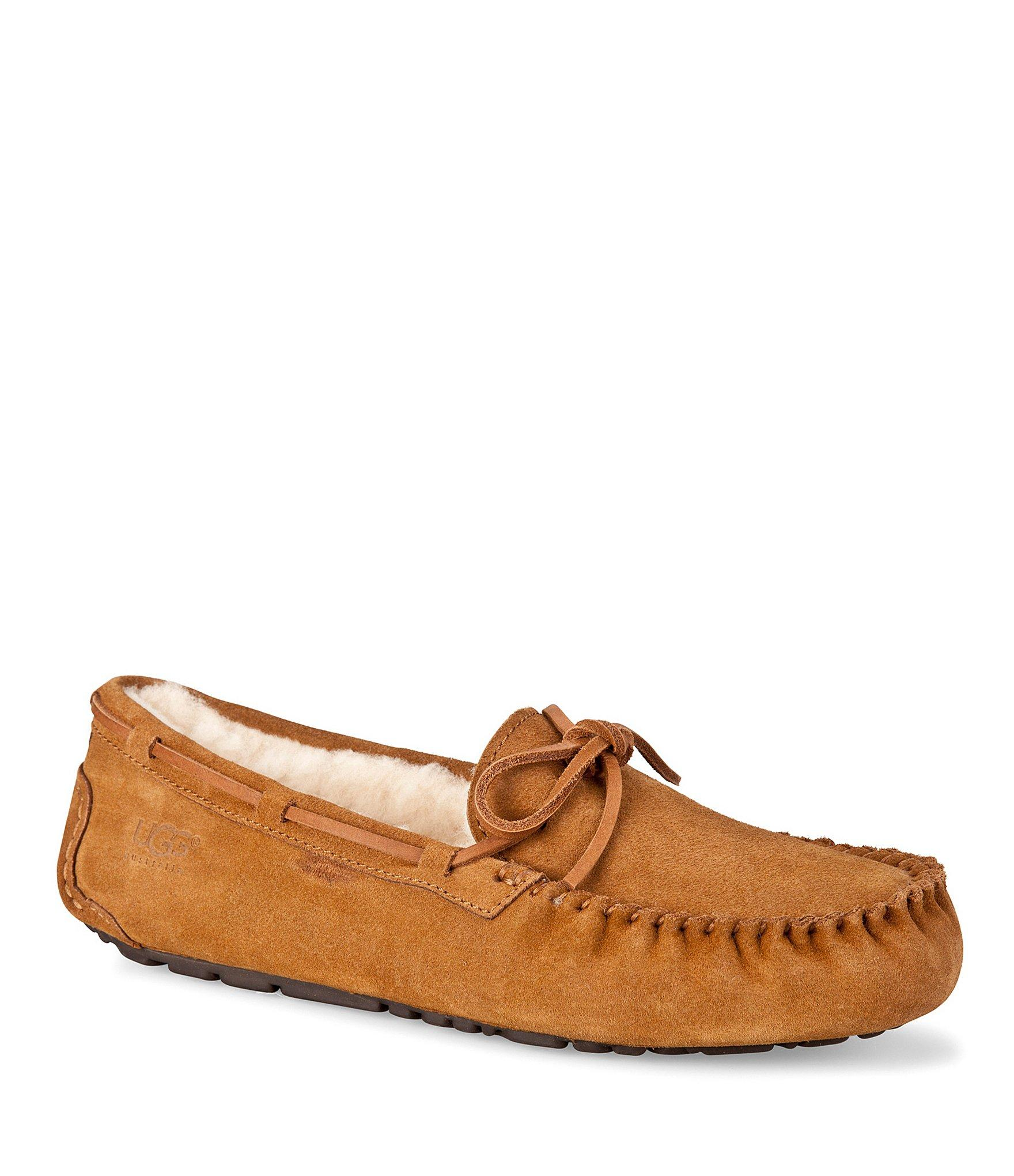 811e89a30281 Lyst - UGG Men s Olsen Suede Slippers in Brown for Men