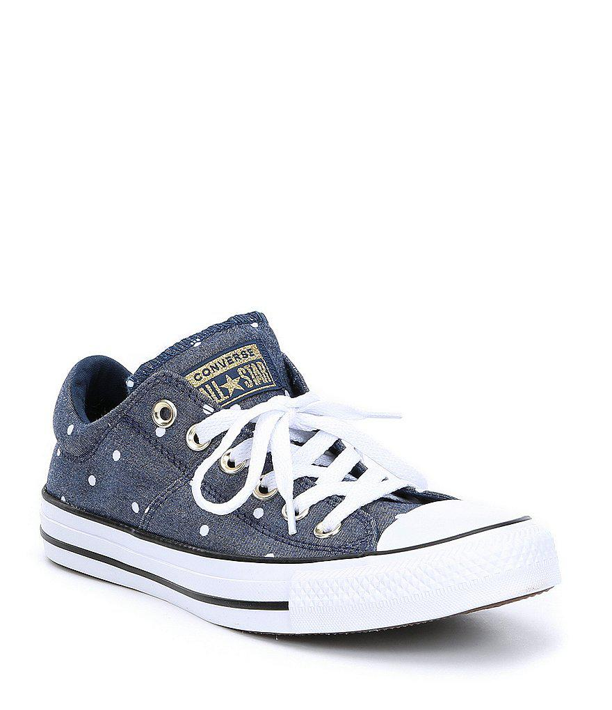 Converse Converse Chuck Taylor Star Madisons Ox Navy/Gold/White purchase 0qcIQI