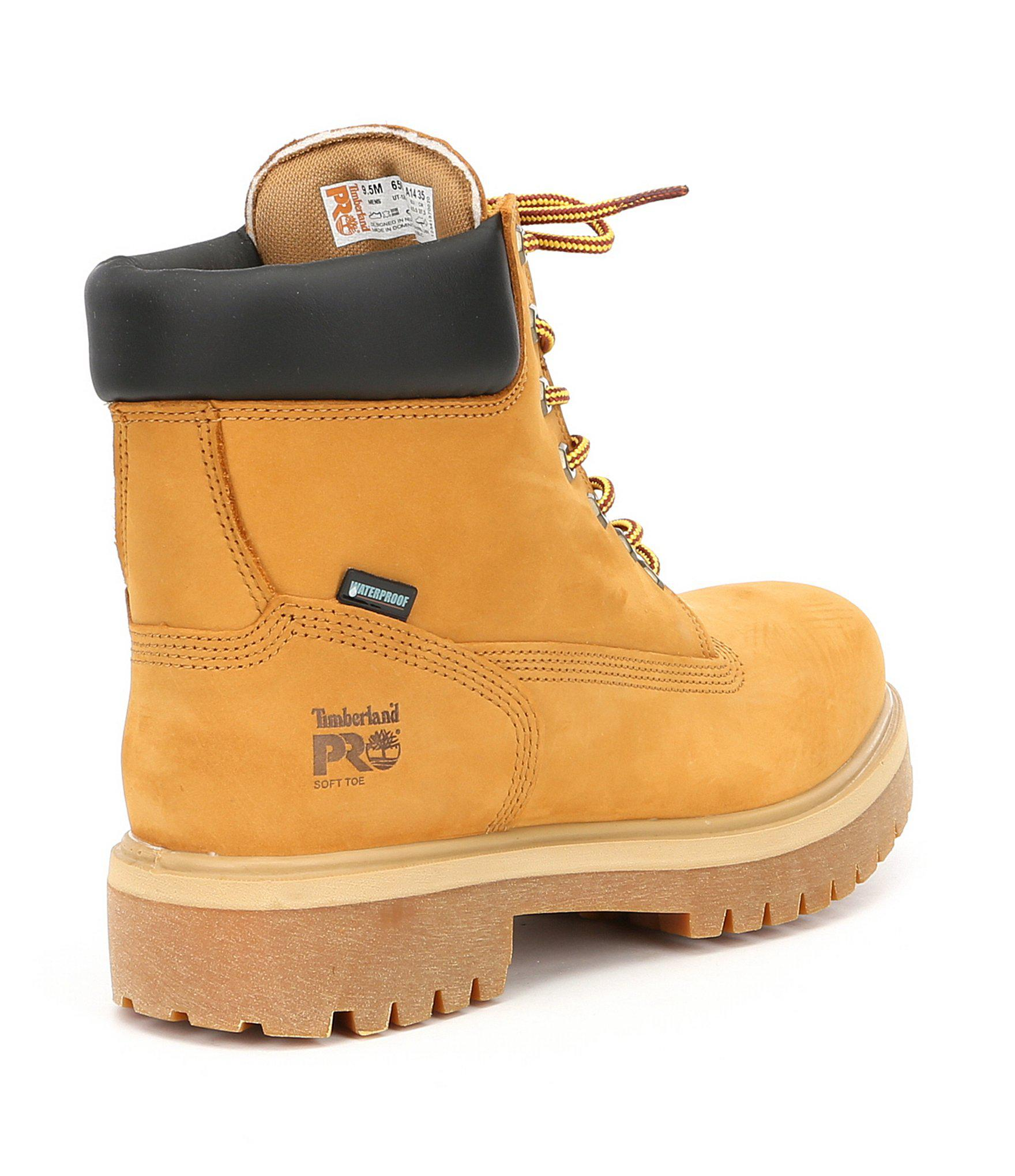 1facbe38 Tap to visit site. Timberland - Yellow Pro Men's Direct Attach 6