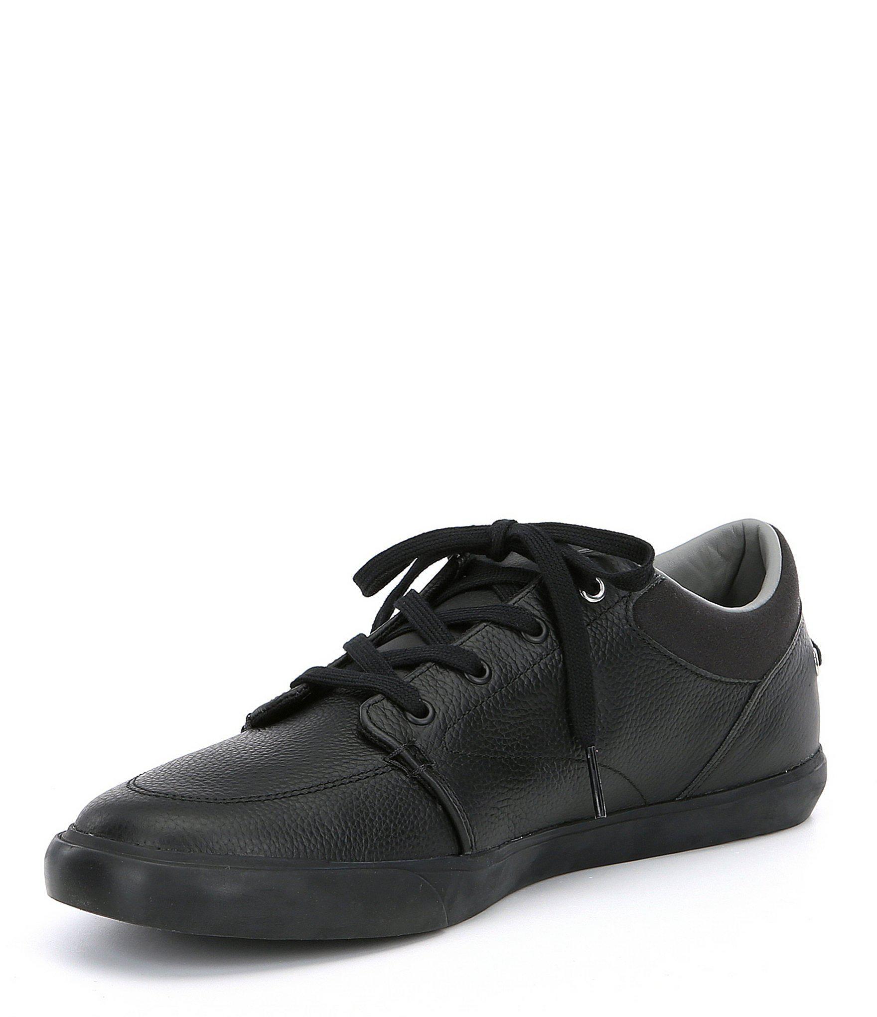 3d65707ce Lyst - Lacoste Men s Bayliss 118 Sneakers in Black for Men
