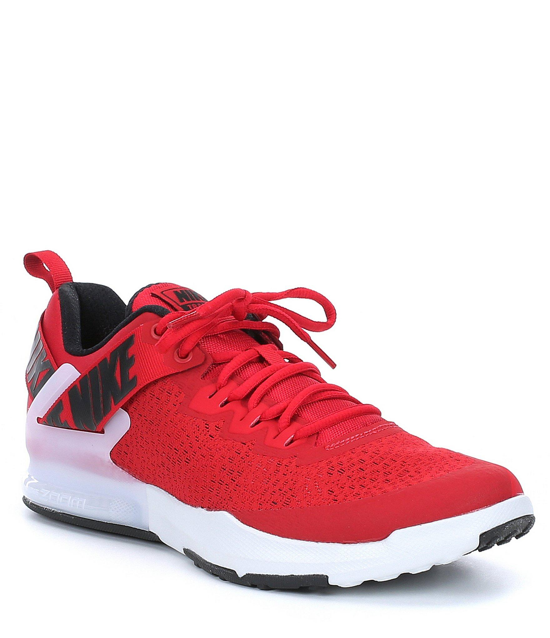 3e012eae0599 Nike Men s Zoom Domination Tr 2 Training Shoe in Red for Men - Lyst