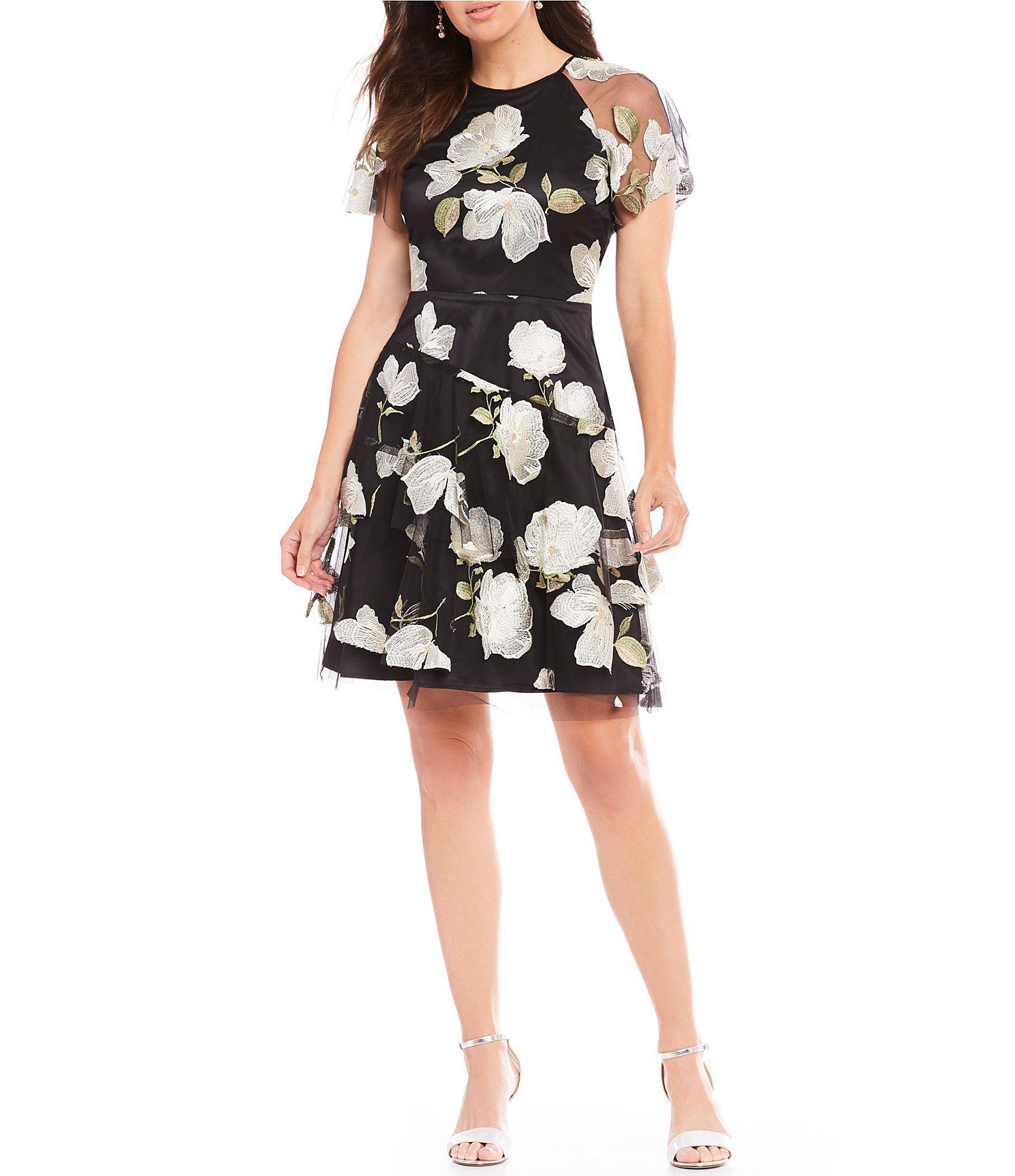 87a817cd7271 Petite Cocktail Dresses Dillards
