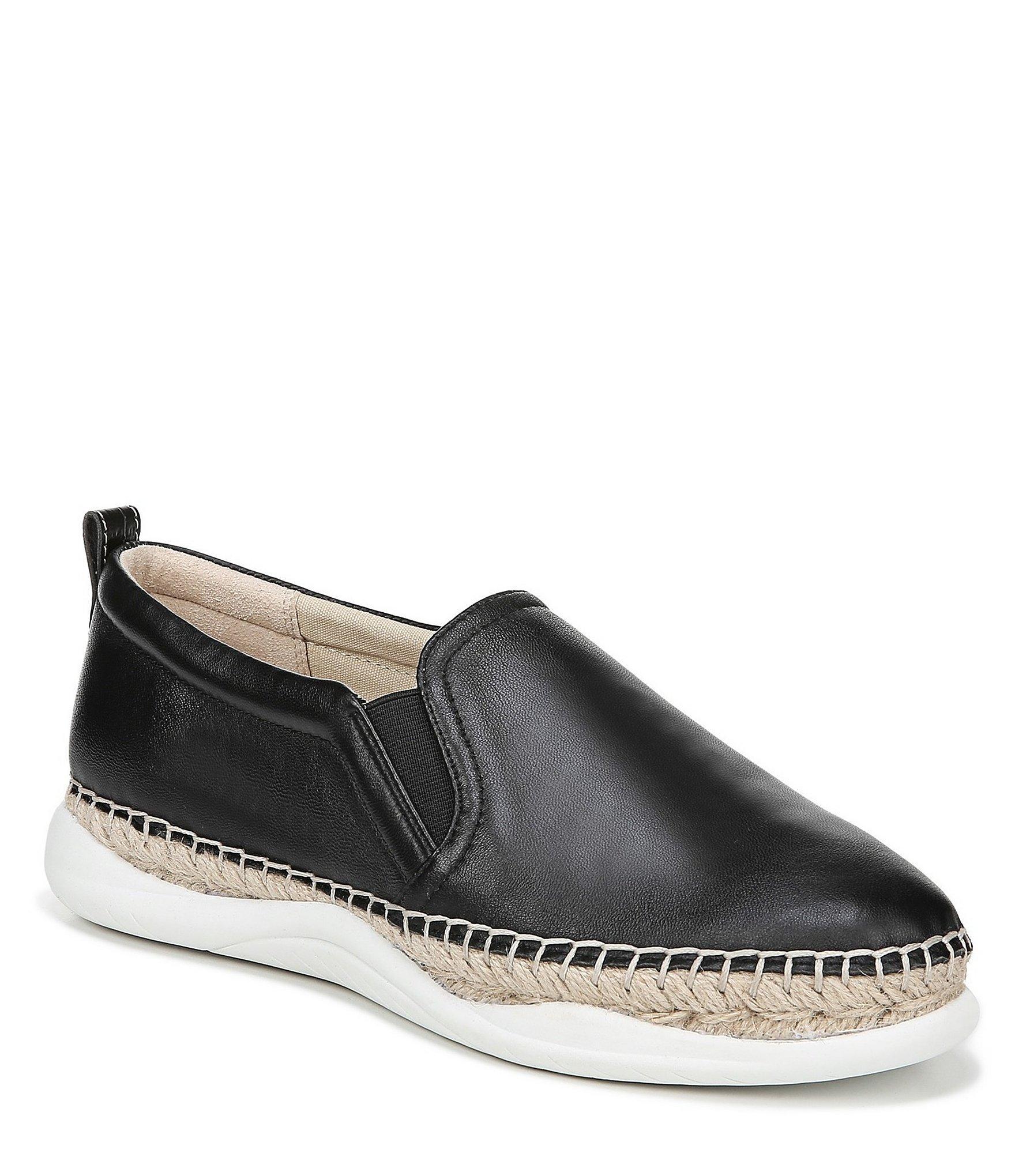 6d6701ad0376 Lyst - Sam Edelman Kassie Leather Espadrilles in Black