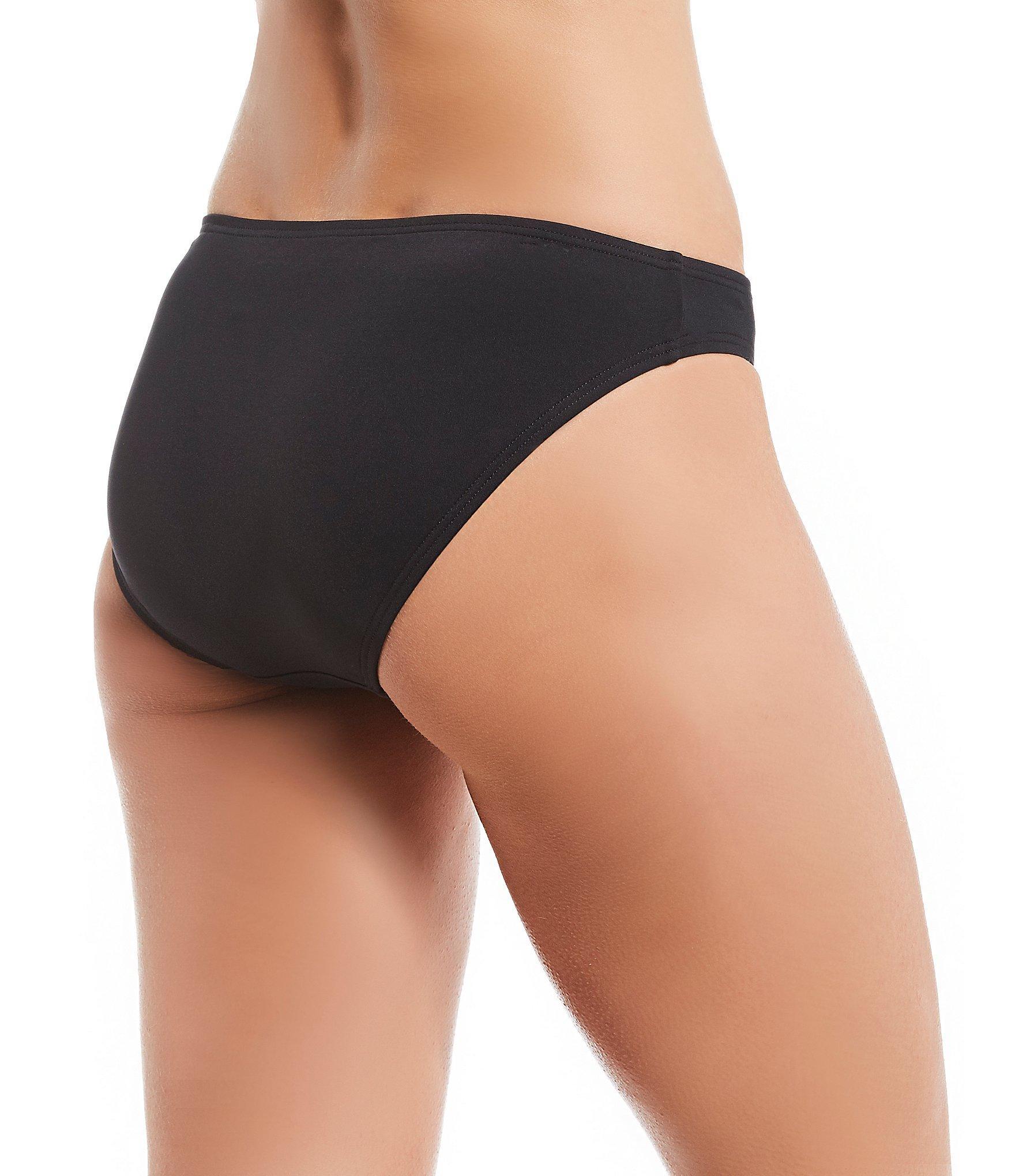 3b5f24f3e8a2c MICHAEL Michael Kors - Black Classic Bikini Swimsuit Bottom - Lyst. View  fullscreen