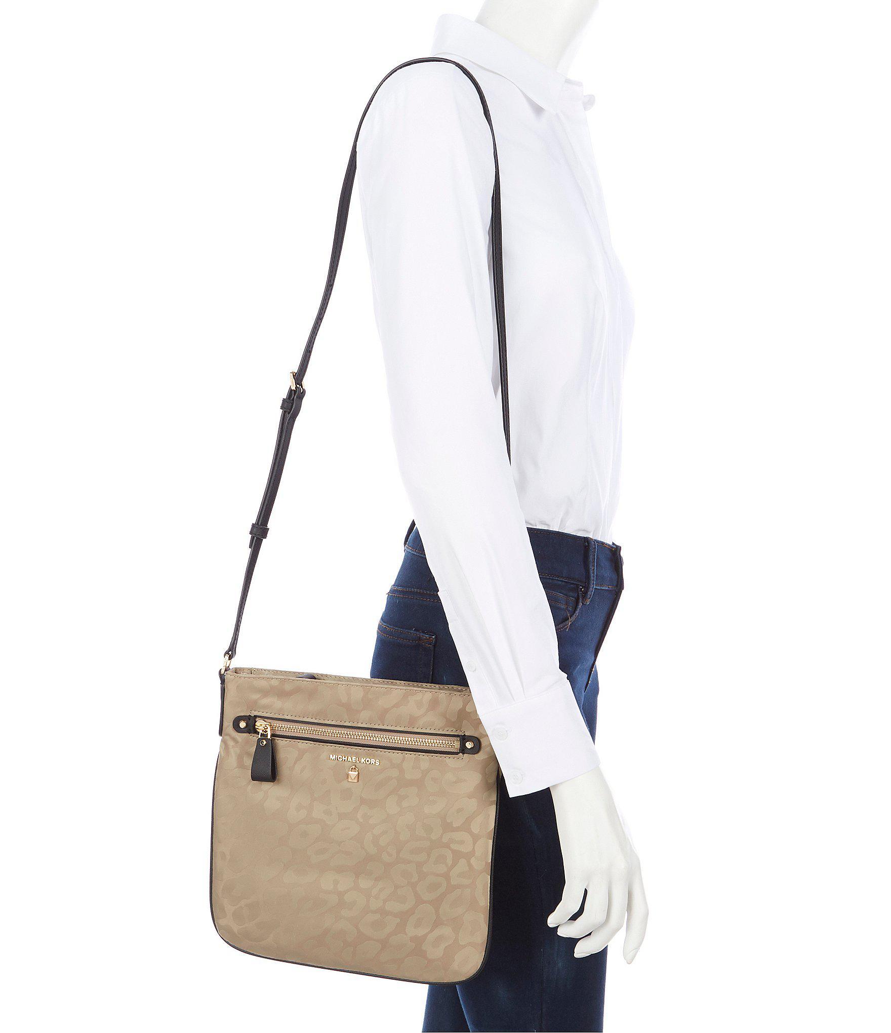 489b8b0e3fce Michael Kors Kelsey Large Nylon Backpack | Building Materials ...