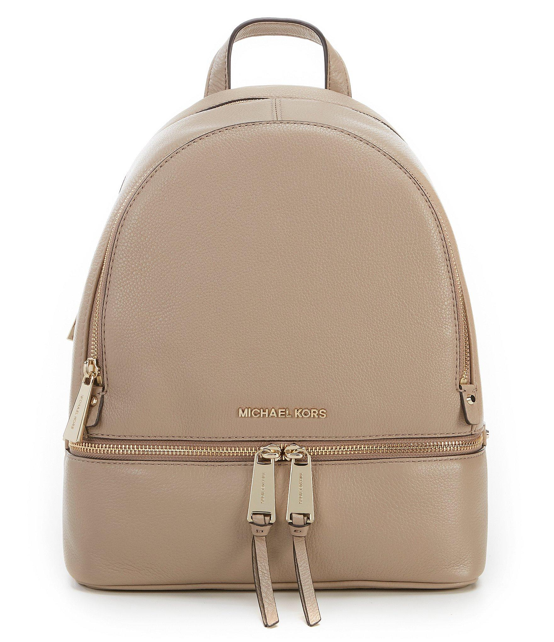 e37851d1f58ff MICHAEL Michael Kors. Women s Rhea Medium Leather Backpack