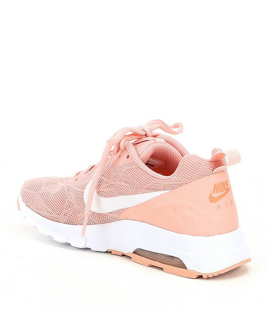 online store 7165e 16da4 ... nike women´s air max motion lifestyle shoes dillards ...