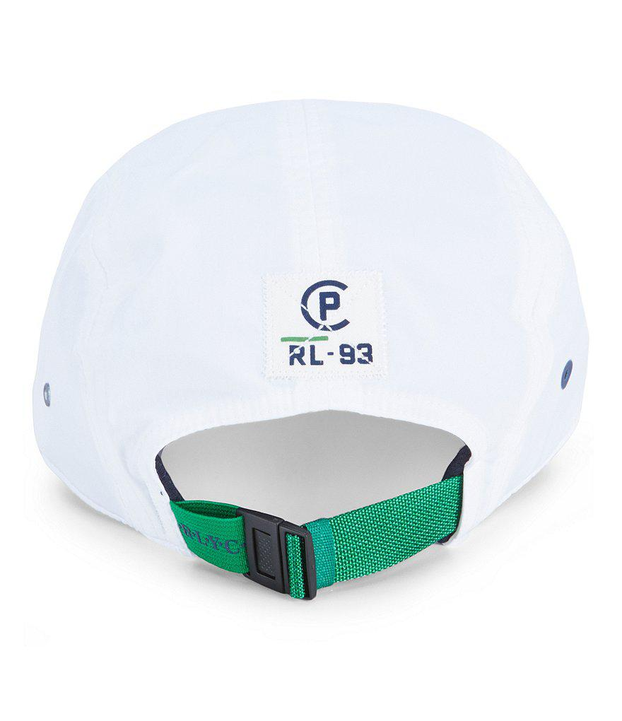 2259a8fb8b3 Lyst - Polo Ralph Lauren Cp-93 5-panel Camp Cap in White for Men