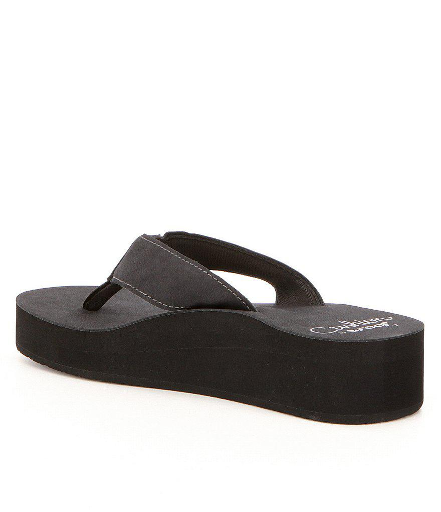 Reef Butter Vegan Leather Flip Flops SnPBSvR