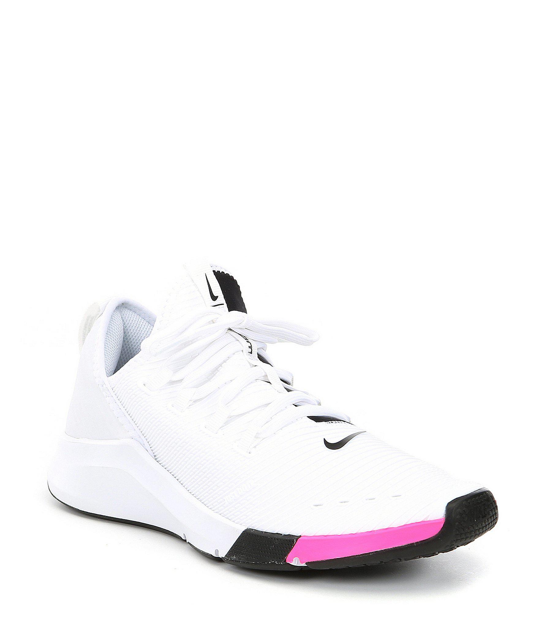 98eef85bd4193 Lyst - Nike Women s Air Zoom Fitness 2 Training Shoe in White