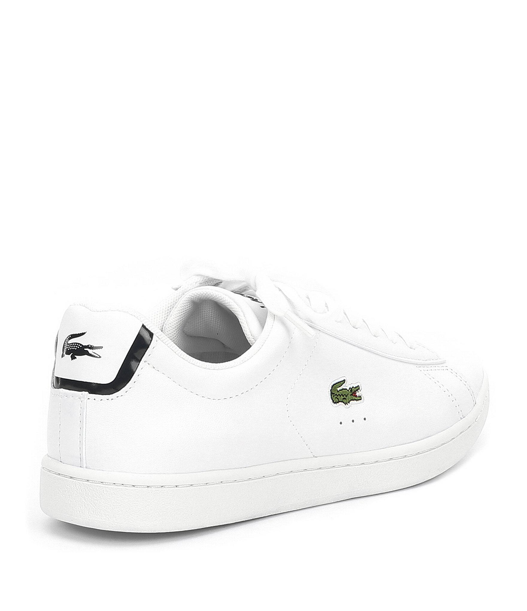 6a26b91f23fa09 Lacoste - White Carnaby Bl 1 Sneakers - Lyst. View fullscreen