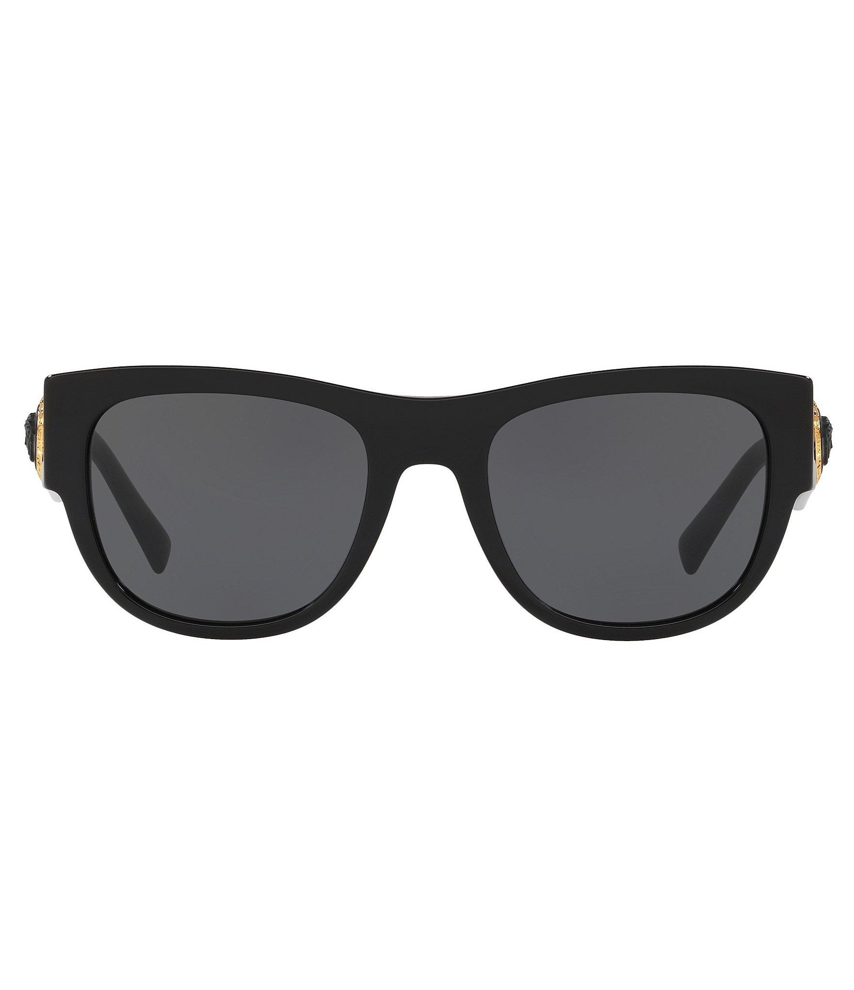 9bea06962d9f Versace - Black Sunglasses for Men - Lyst. View fullscreen