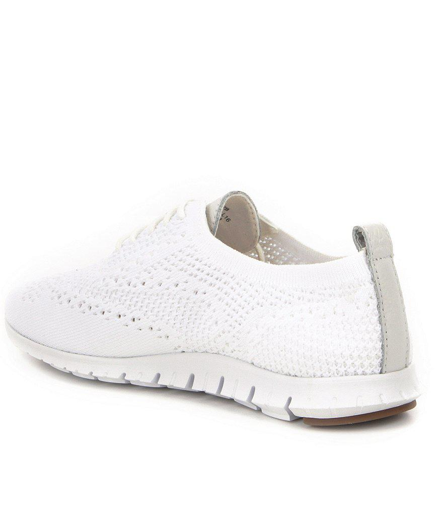 Zerogrand with Stitchlite Perforated Casual Sneakers kA79Q