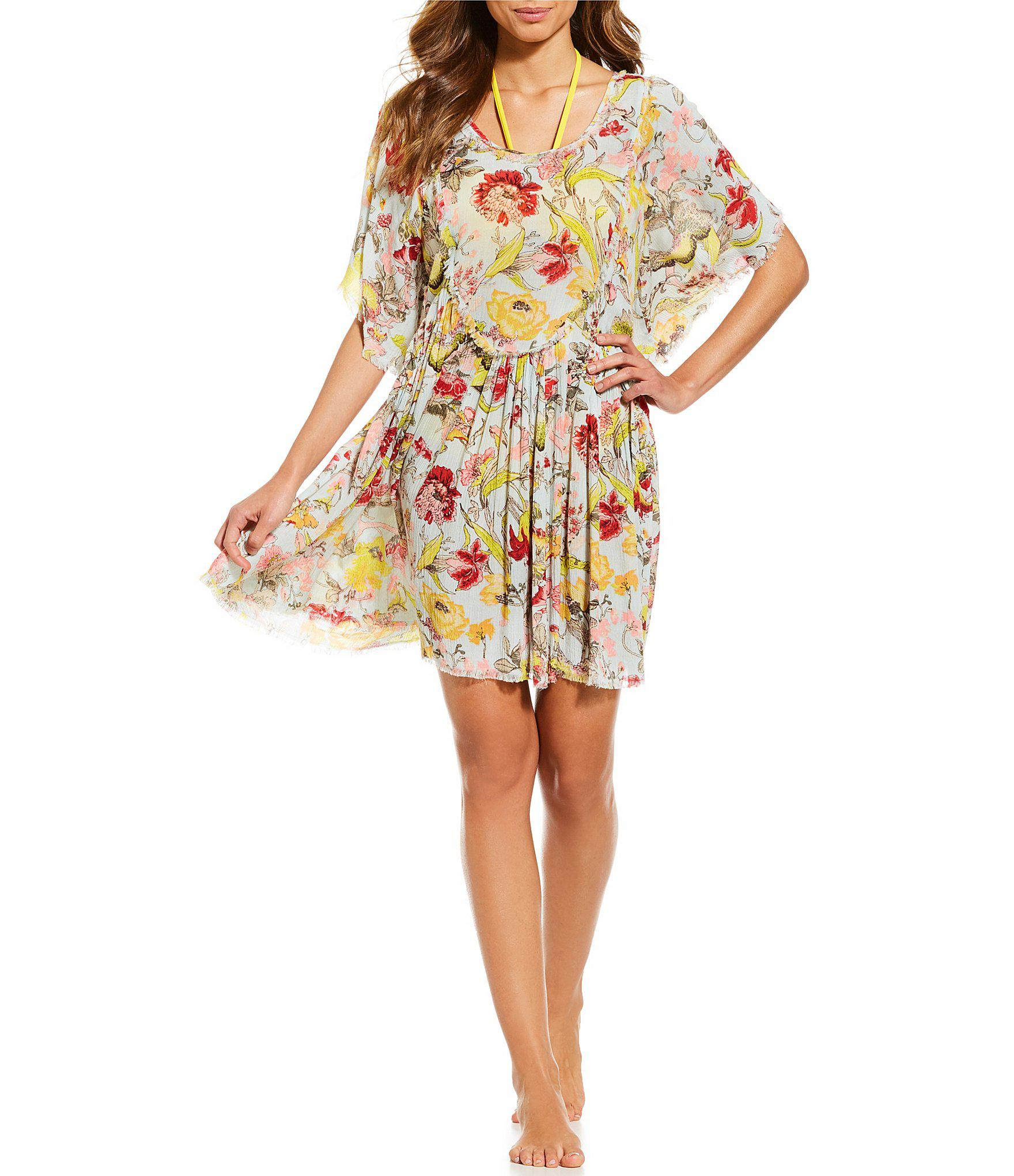 047fff7863 Gianni Bini Swing Dress Cover-up - Lyst