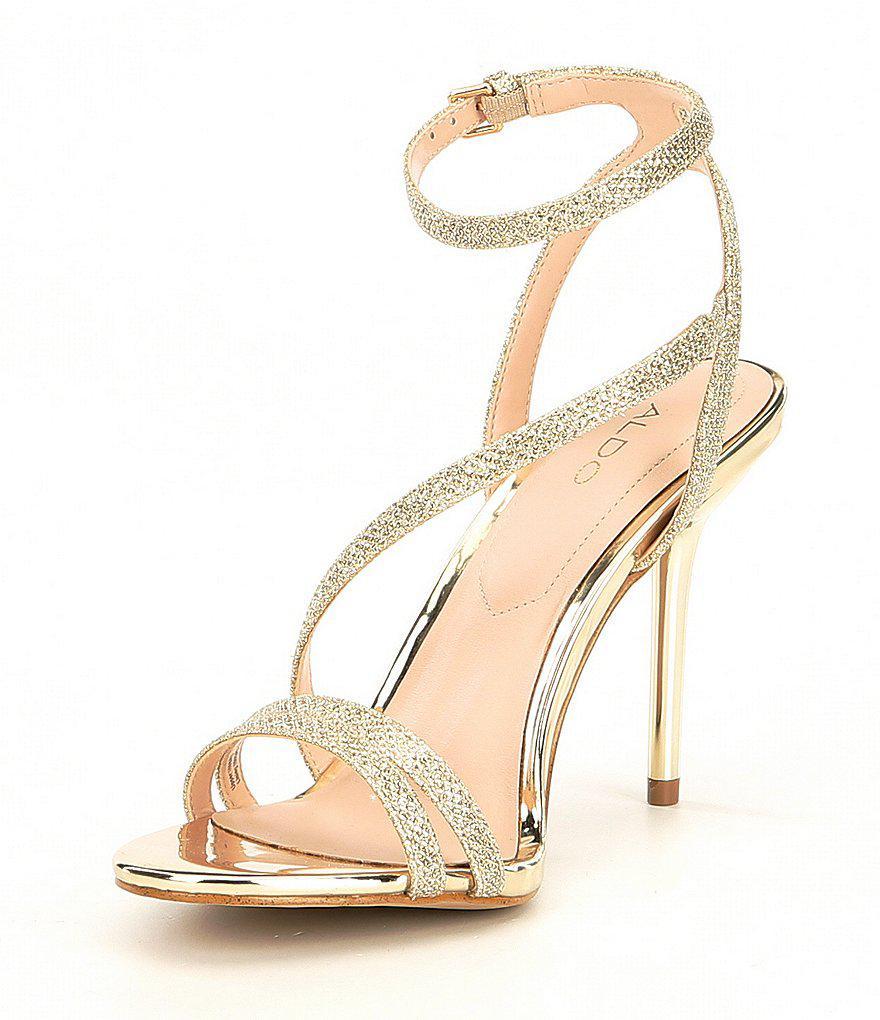 ALDO Elelawiel Ankle Strap Dress Sandals avEZqD