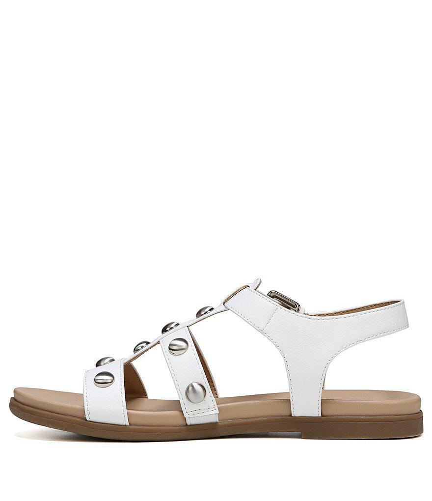 Davi Studded Gladiator Sandals R6U9HYFnVp
