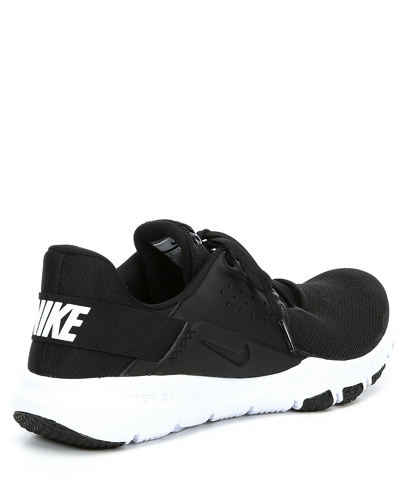 34ce4f4fd71d4 Nike - Black Men s Flex Control Tr 3 Training Shoe for Men - Lyst. View  fullscreen