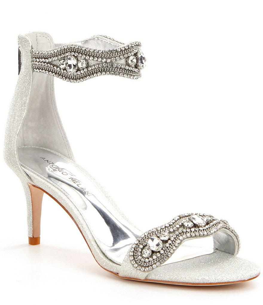 Antonio Melani Wedding Shoes