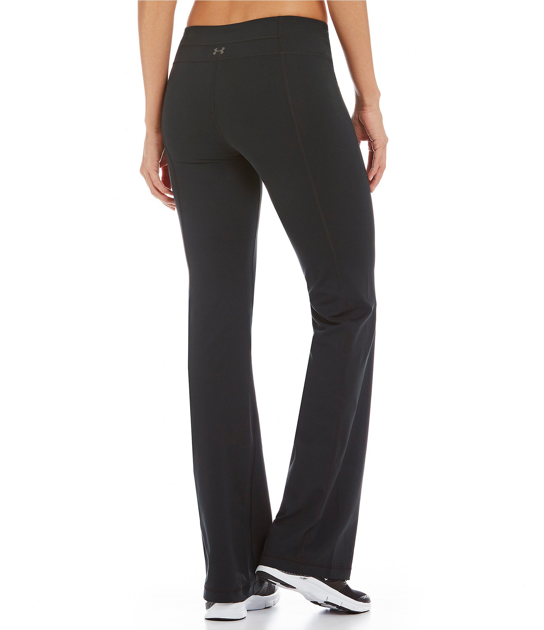 Lyst under armour perfect workout pants in black for Thrilla in manila shirt under armour