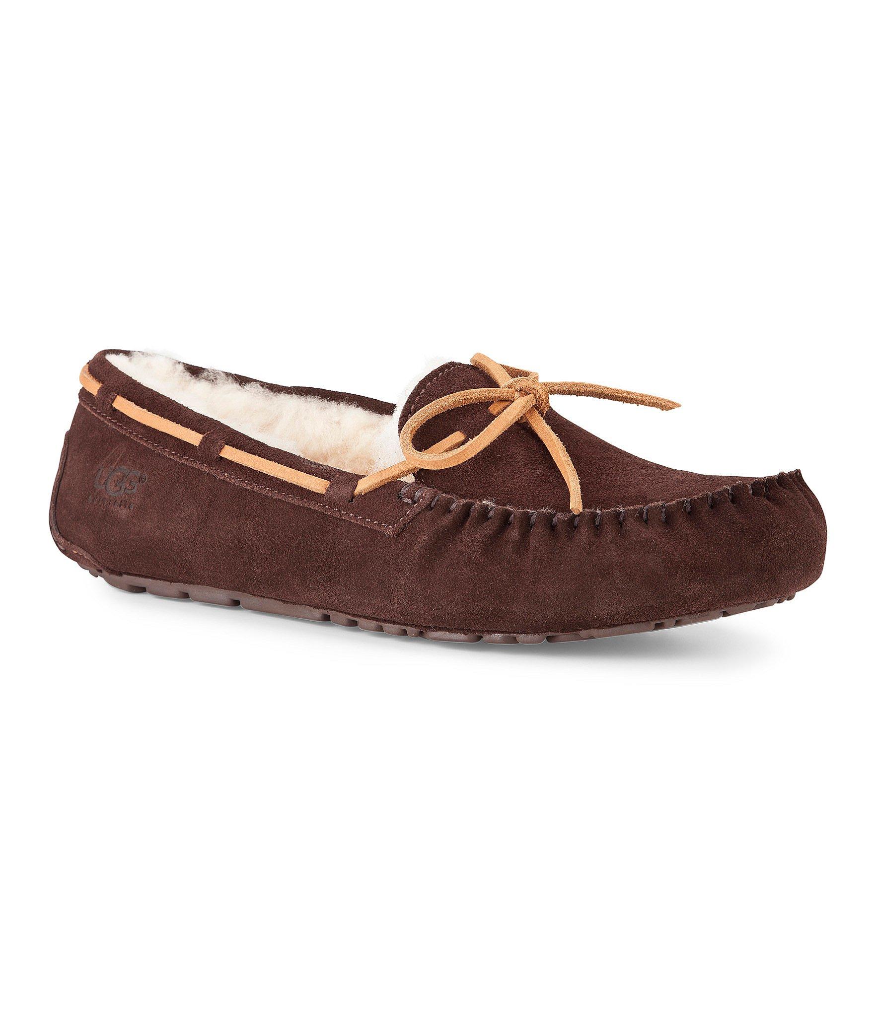 ugg slippers dillards