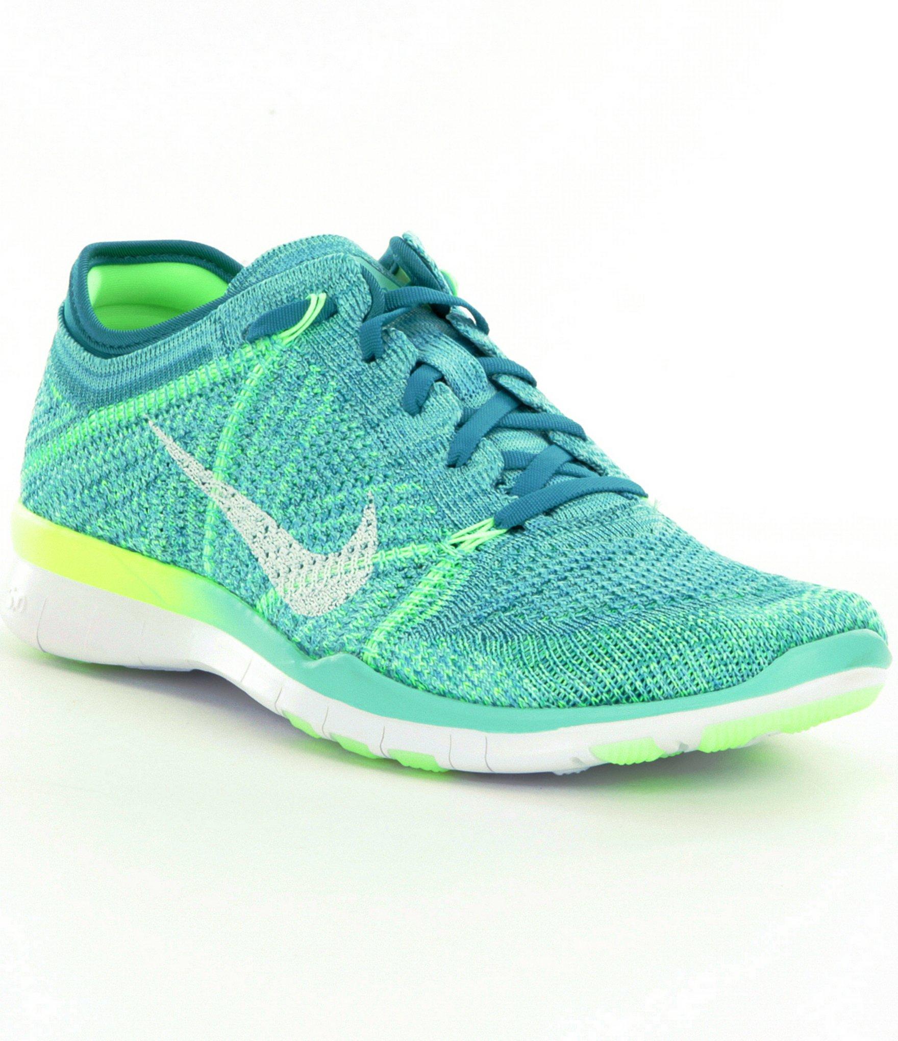 Nike Free Flyknit Tr Women S Training Shoes