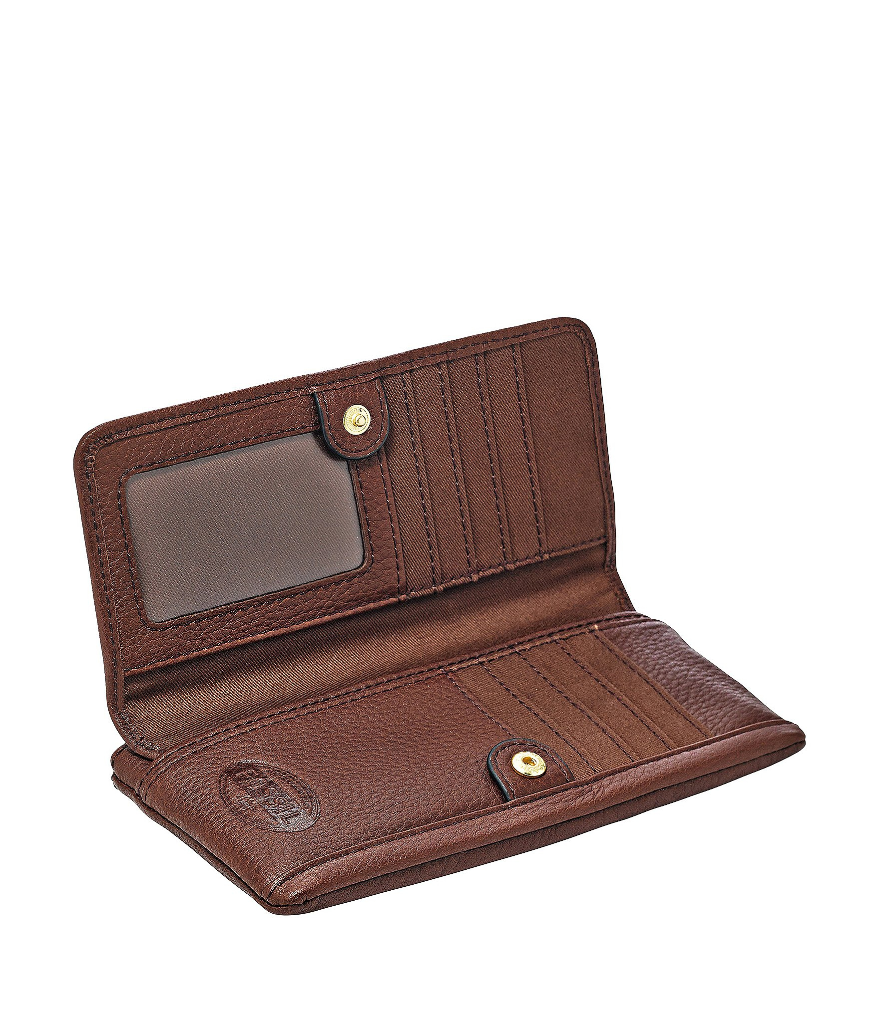 Fossil Sl5031206 Womens Wallets In Brown Lyst