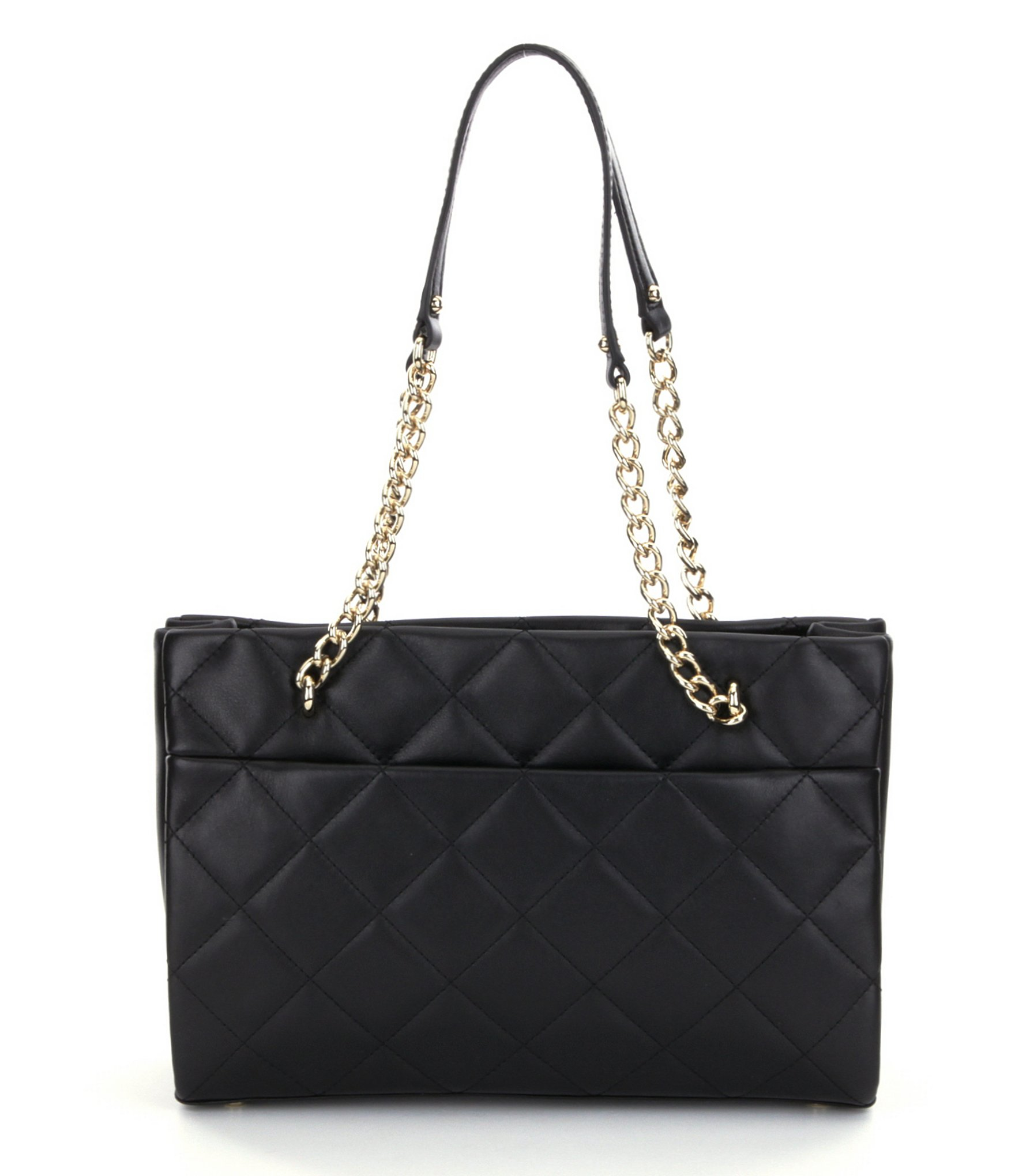 76afe01e6f12 Lyst - Kate Spade Emerson Place Small Phoebe Quilted Chain Strap ...