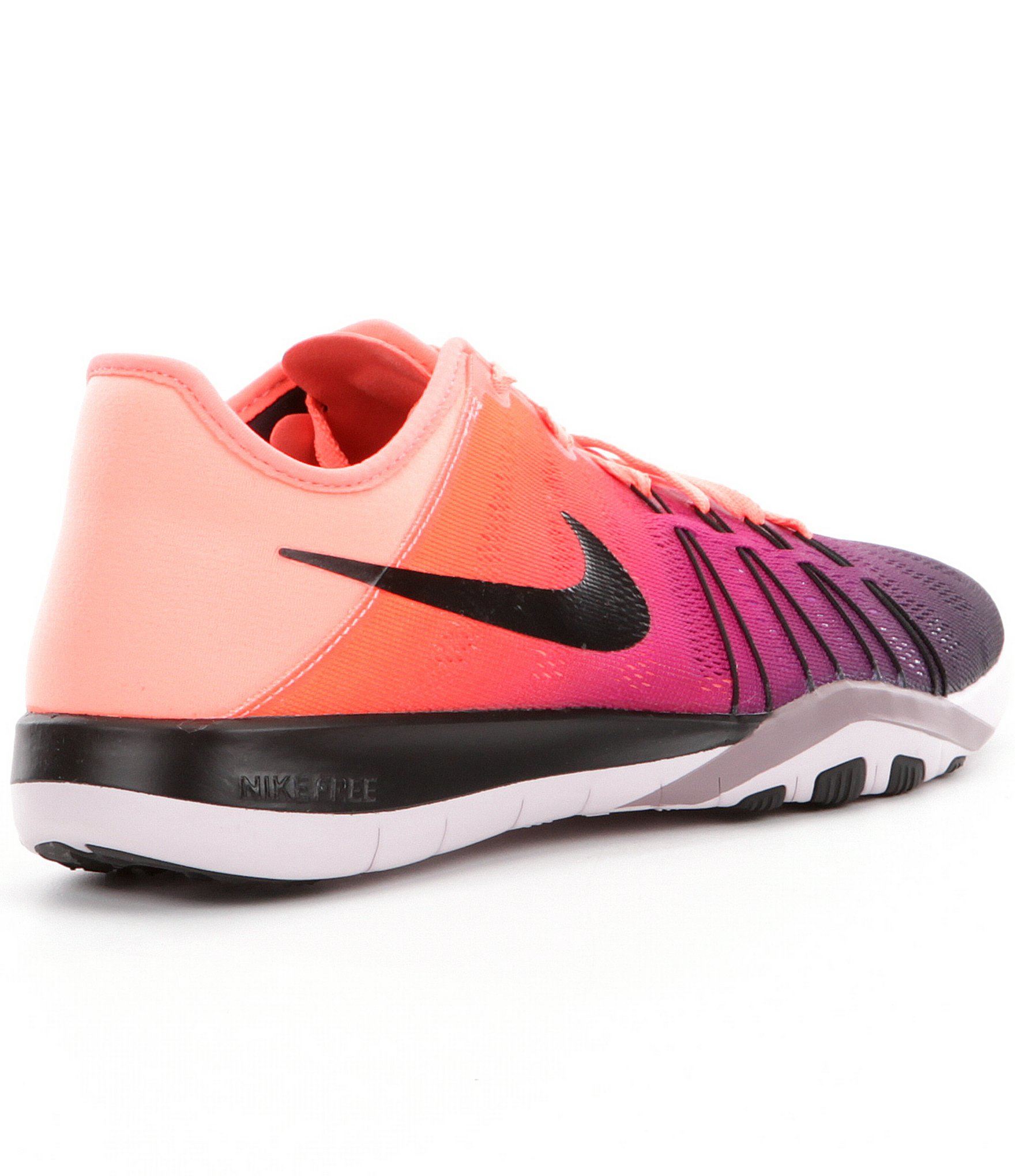 efb781586bc1 Lyst - Nike Women´s Free Tr 6 Spectrum Training Shoes in Pink