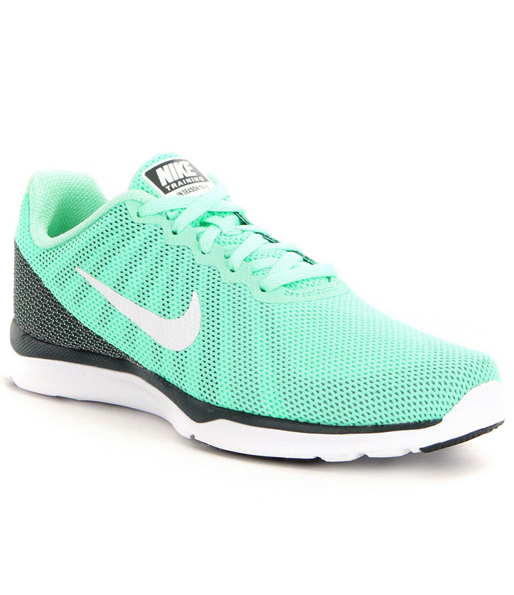 9c010696bf745 Lyst - Nike Women ́s In-season Tr 6 Training Shoes in Green