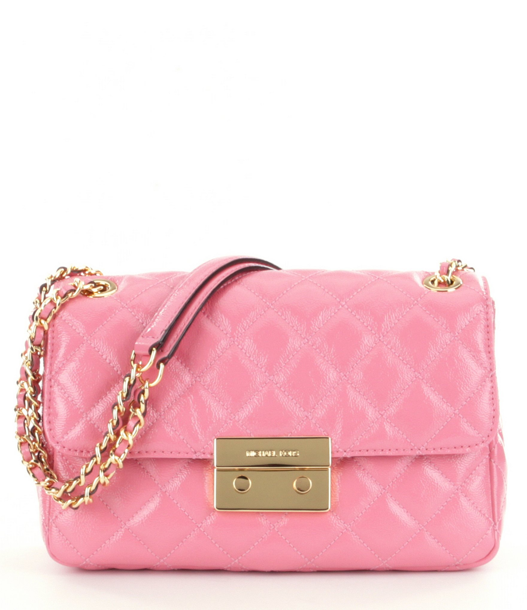 e741b8fe59bd Gallery. Previously sold at: Dillard's · Women's Michael By Michael Kors  Sloan Women's Michael Kors Quilted Bag