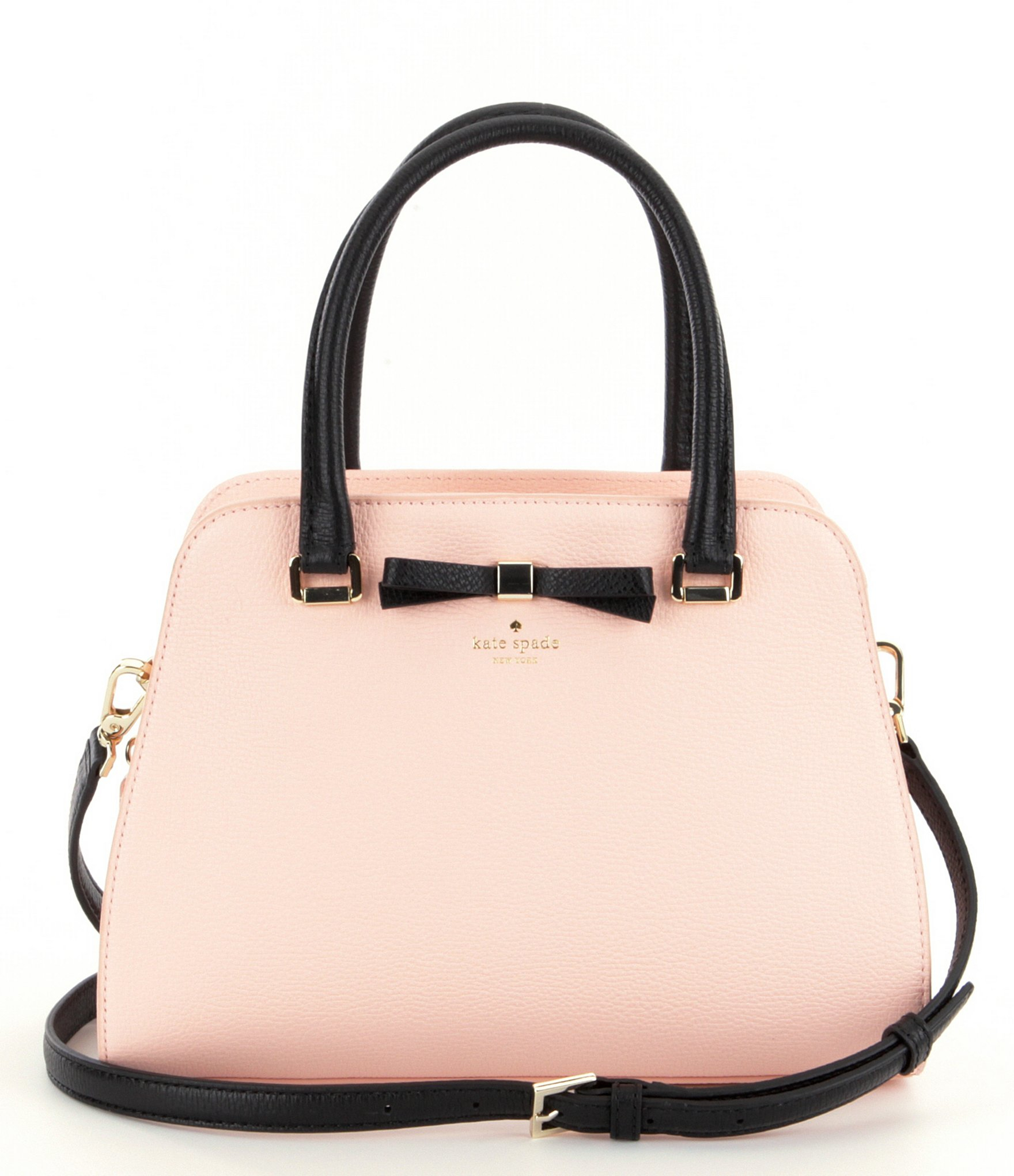 419dc55847 Kate Spade Henderson Street Collection Sawyer Bow Satchel In Pink Lyst