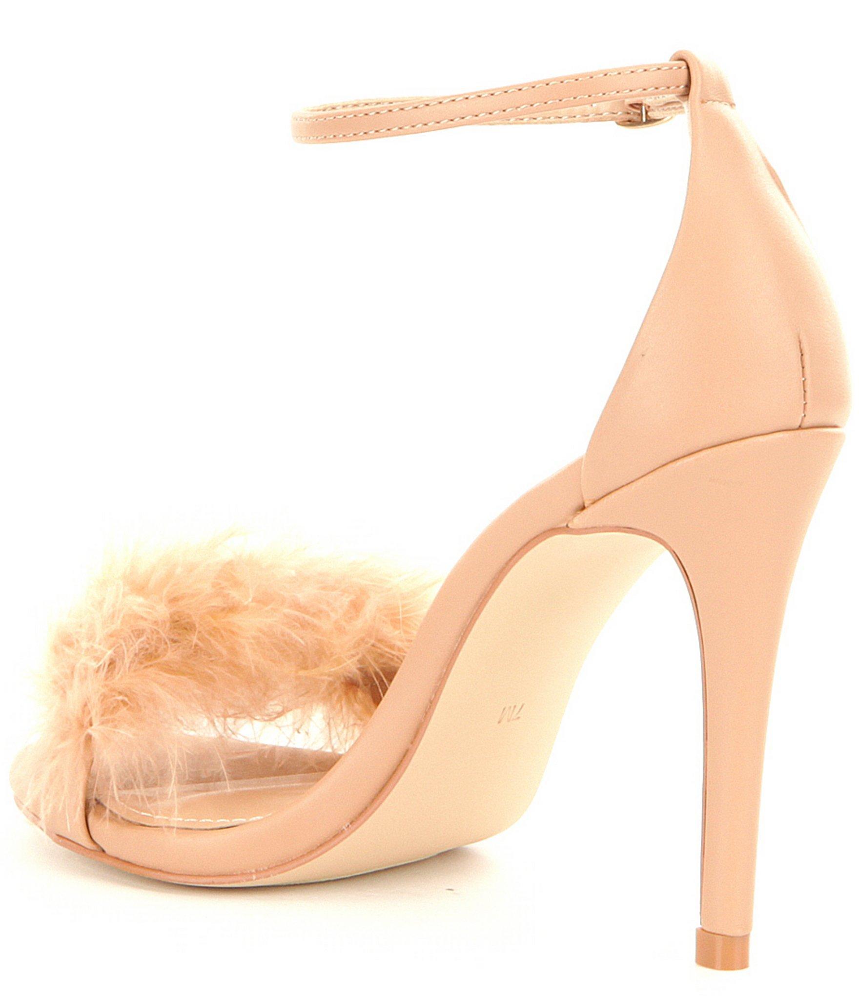 d68793078f5 Lyst steve madden scarlett dress sandals in natural jpg 1760x2040 Steve and  scarlett