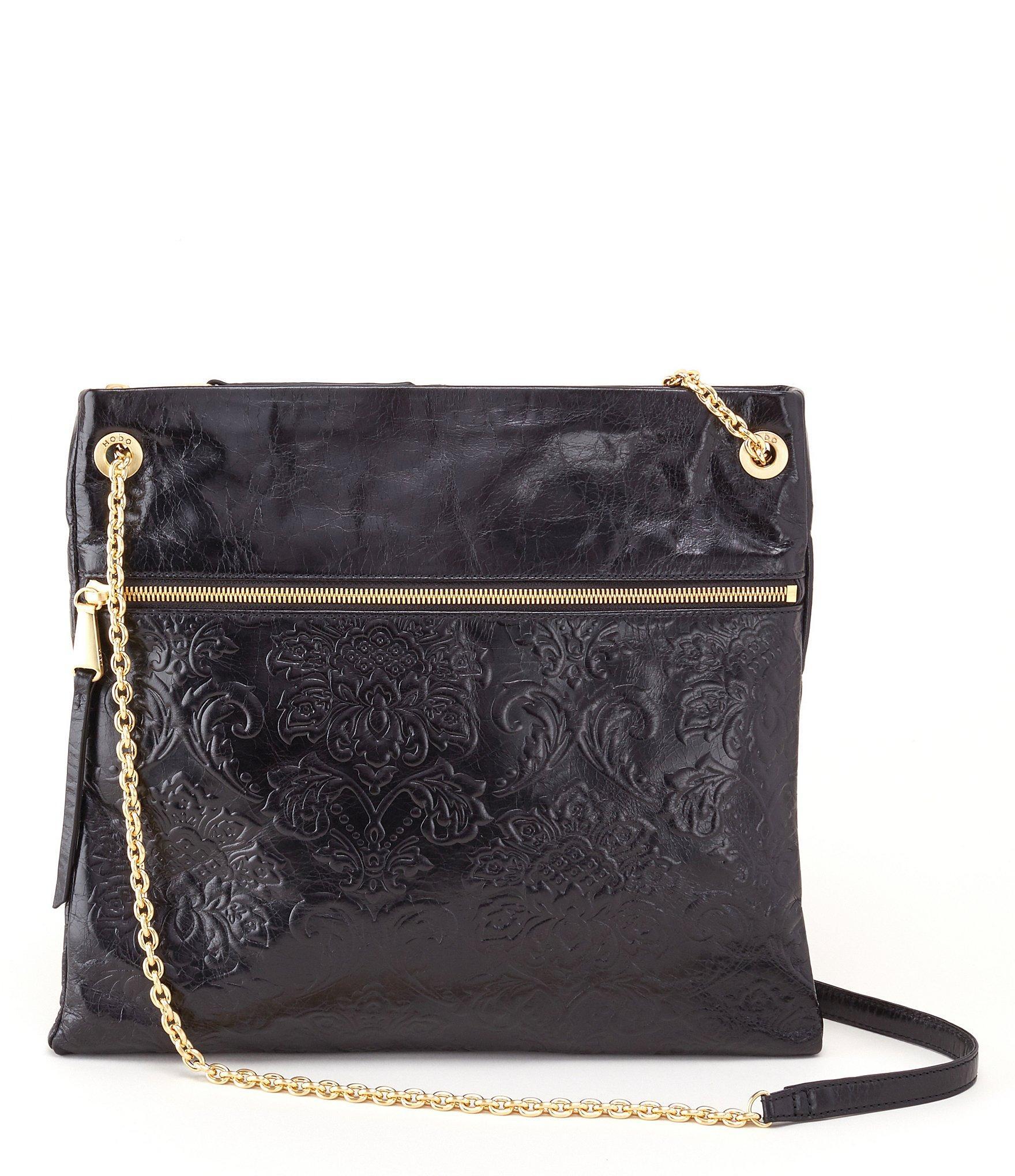 03481b3904ae Lyst - Hobo Dayna Convertible Cross-body Bag in Black