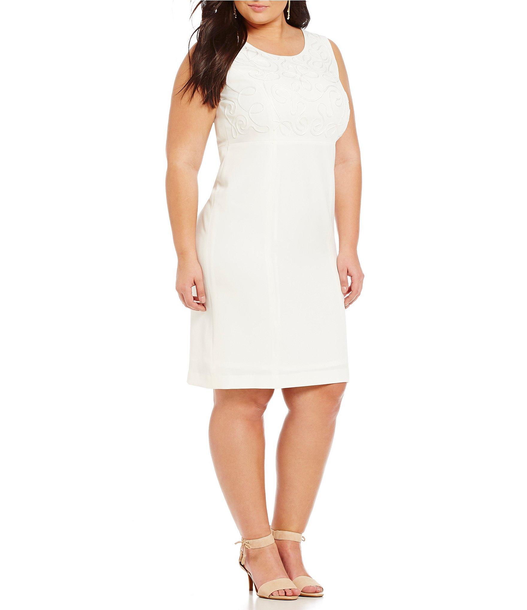 2fb271ac0957 White dresses for women Dillards - Womens Dresses