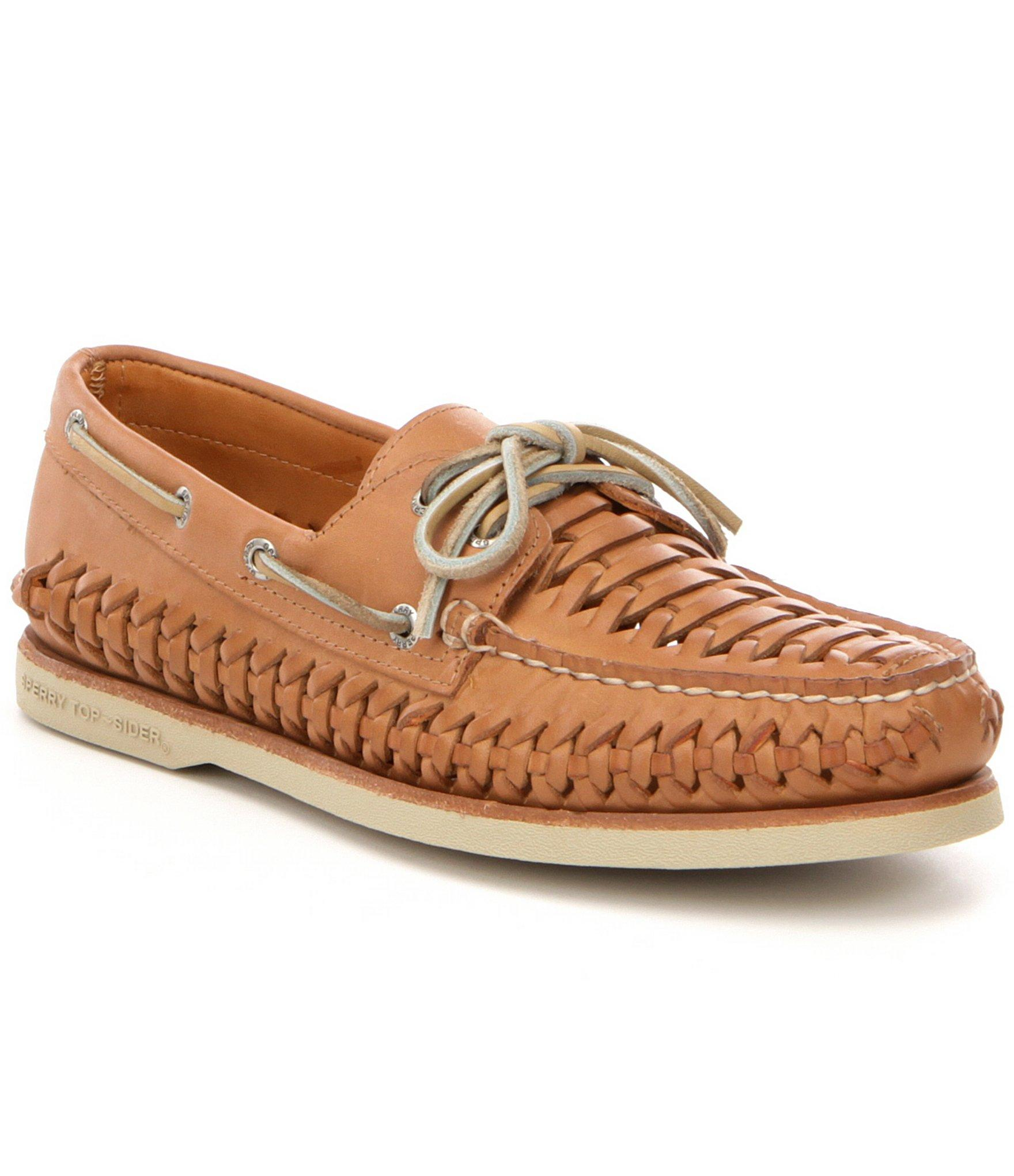 Mens Burberry Boat Shoes
