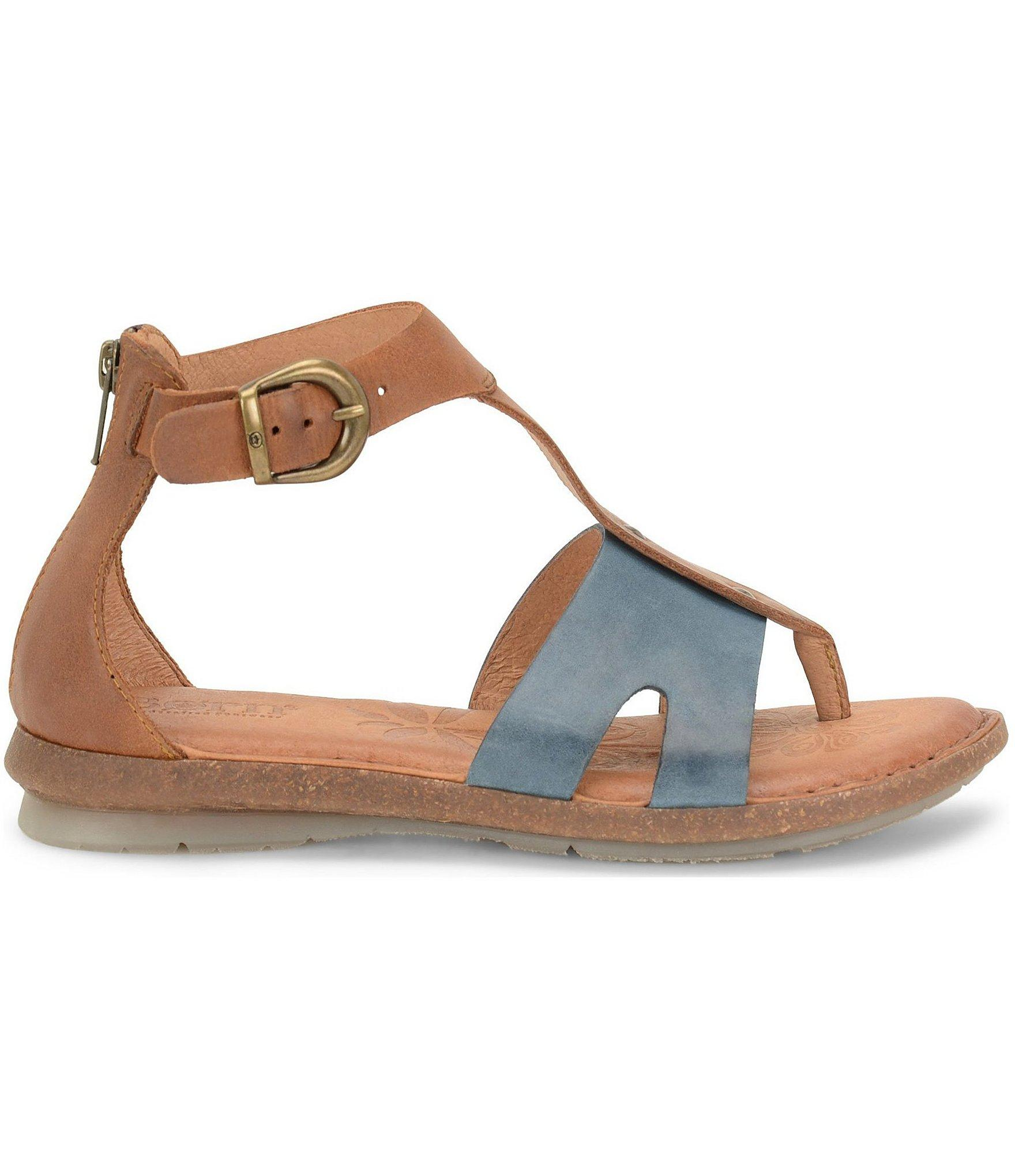Lyst Born Timina Sandals In Brown
