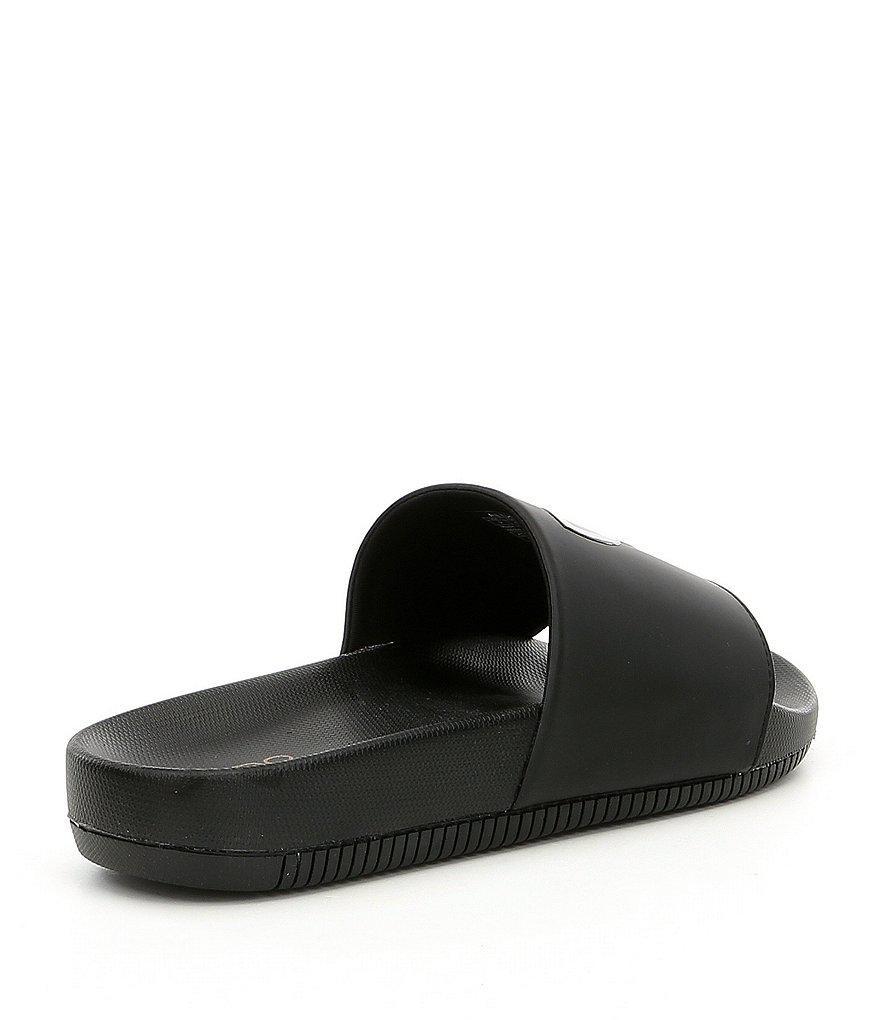 2852c695db1a Lyst - ALDO Men s Everet Slides in Black for Men