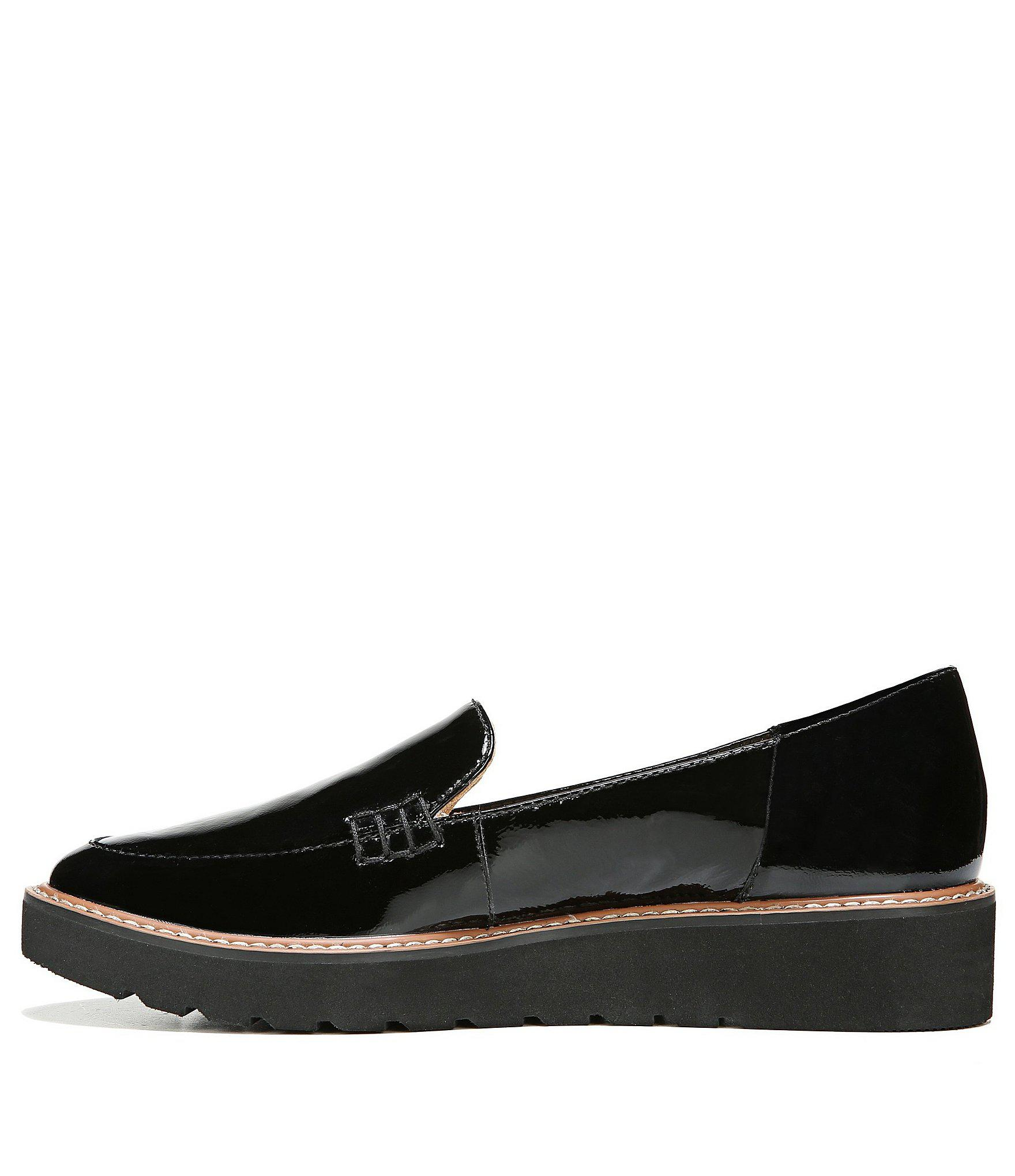 6c6117f2f68 Naturalizer - Black Andie Patent Leather Slip-ons - Lyst. View fullscreen