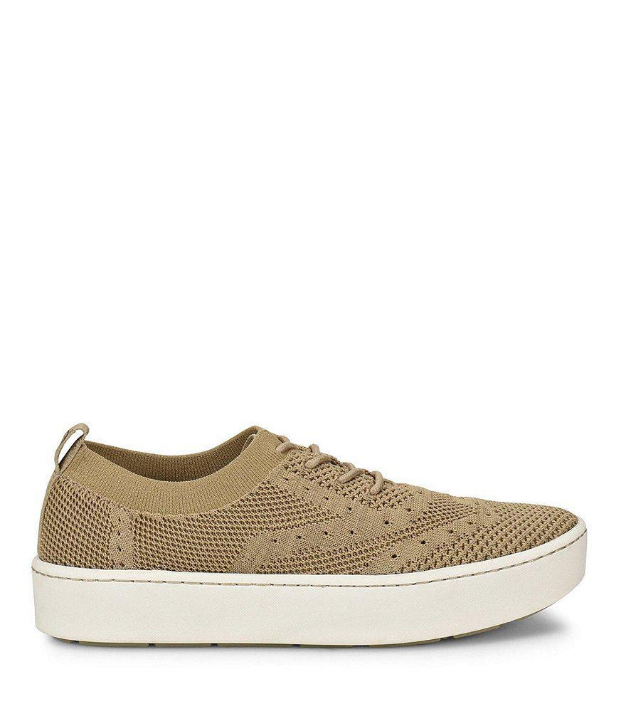 Born Sunburst Knit Lace-Up Sneakers ceis6