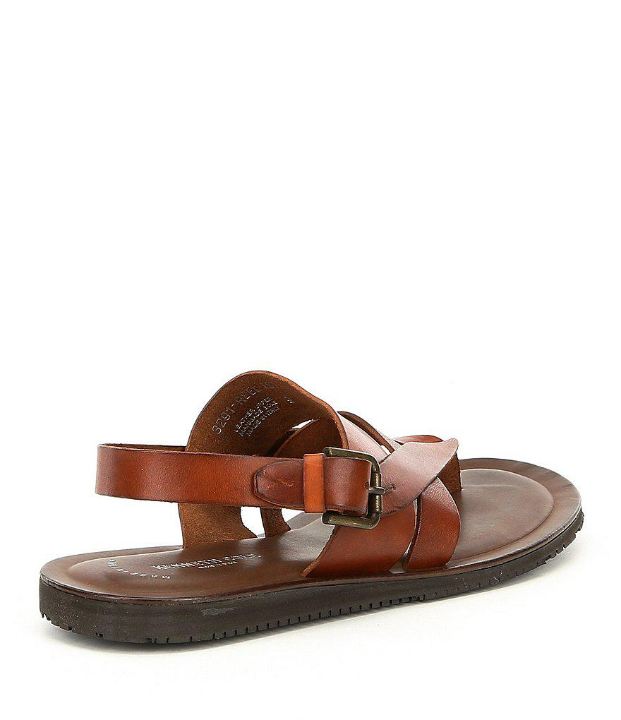 76815f636b92 Lyst - Kenneth Cole Mens Reel-ist Sandals in Brown for Men