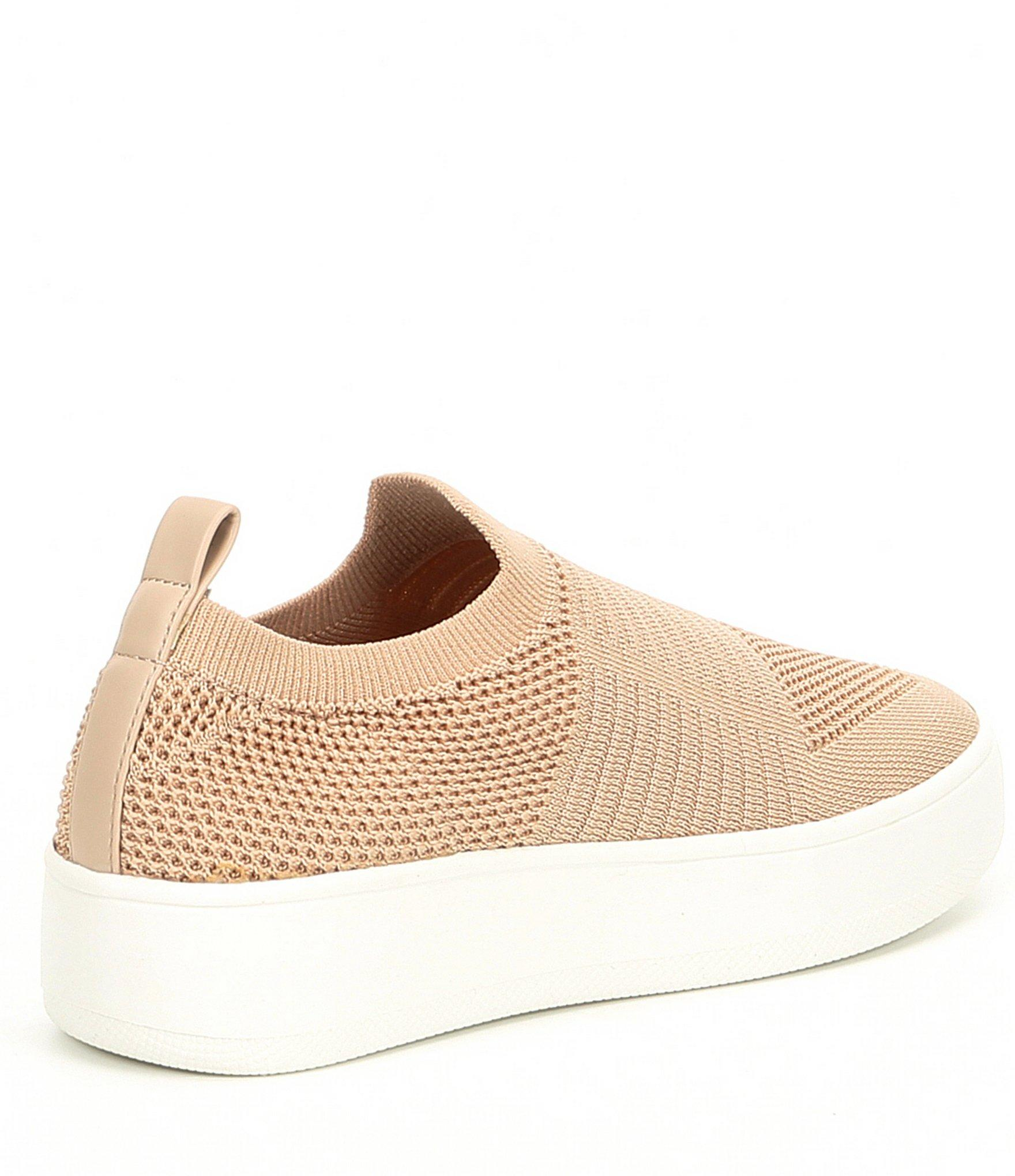 269df62eda2 Lyst - Steve Madden Beale Stretch Knit Sneakers